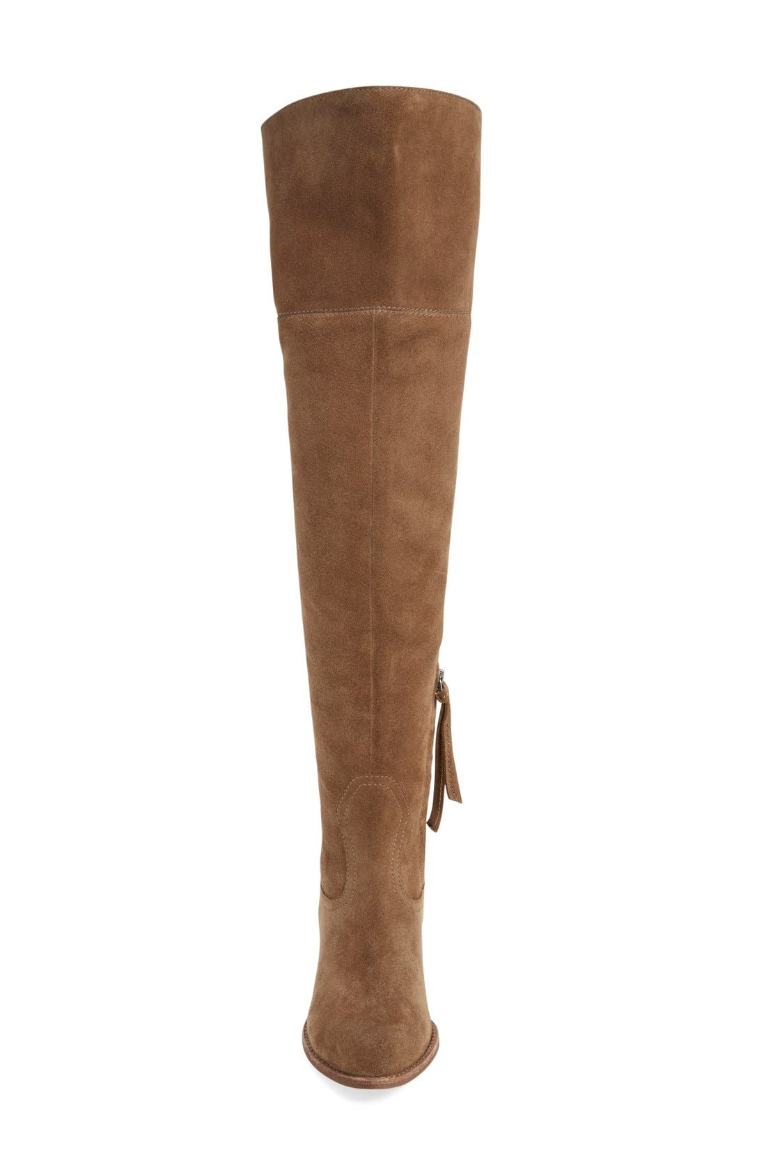 'Silas' Over the Knee Boot,                             Alternate thumbnail 17, color,