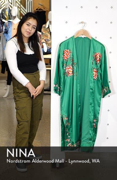 Floral Kimono, sales video thumbnail