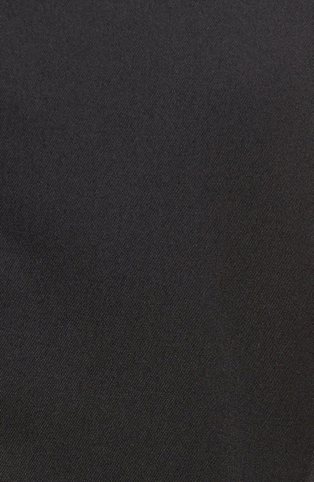 DIESEL<SUP>®</SUP>,                             'J-Swesl' Hooded Blazer,                             Alternate thumbnail 4, color,                             001