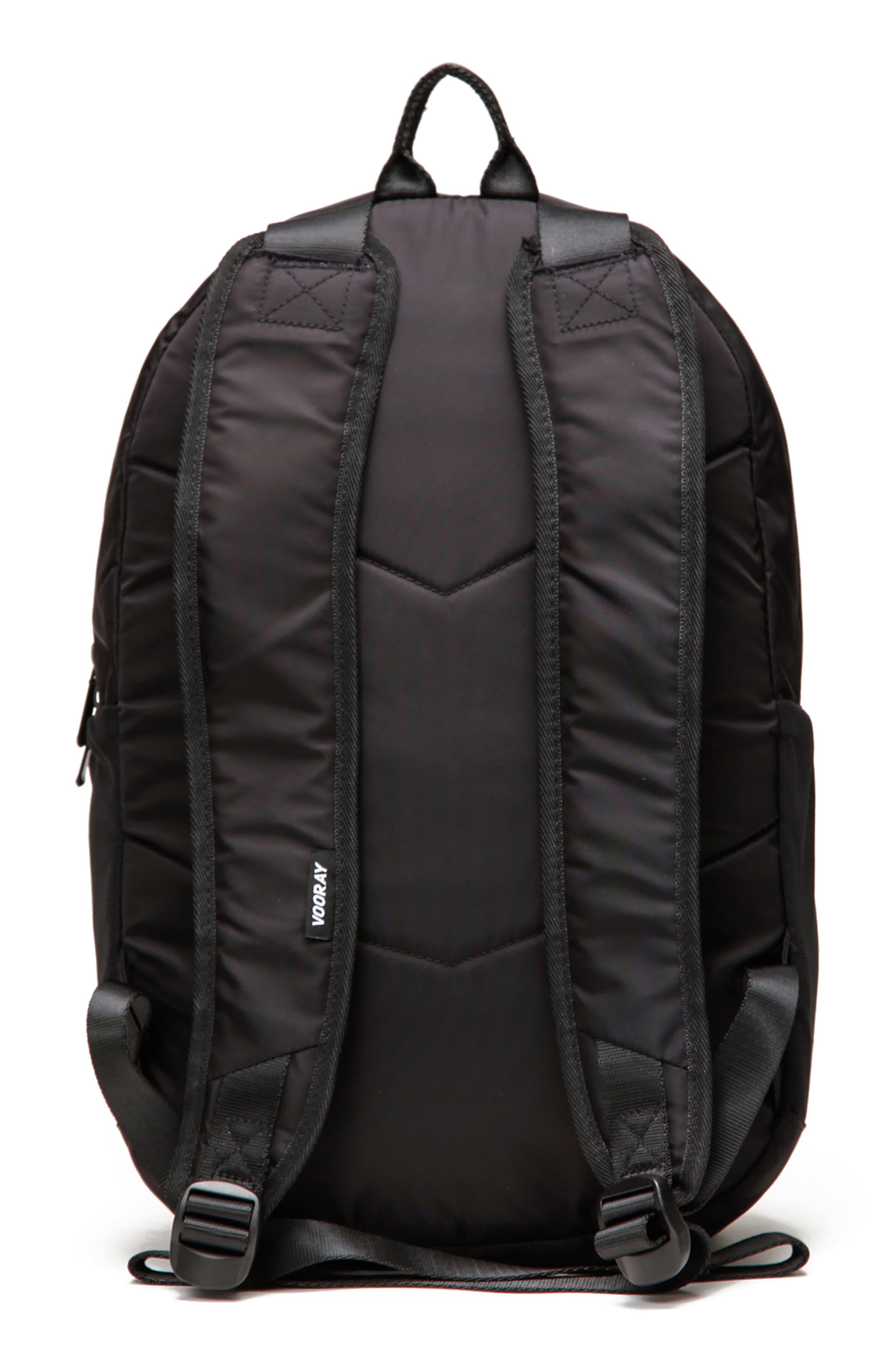 Ace Backpack,                             Alternate thumbnail 2, color,                             BLACK NYLON
