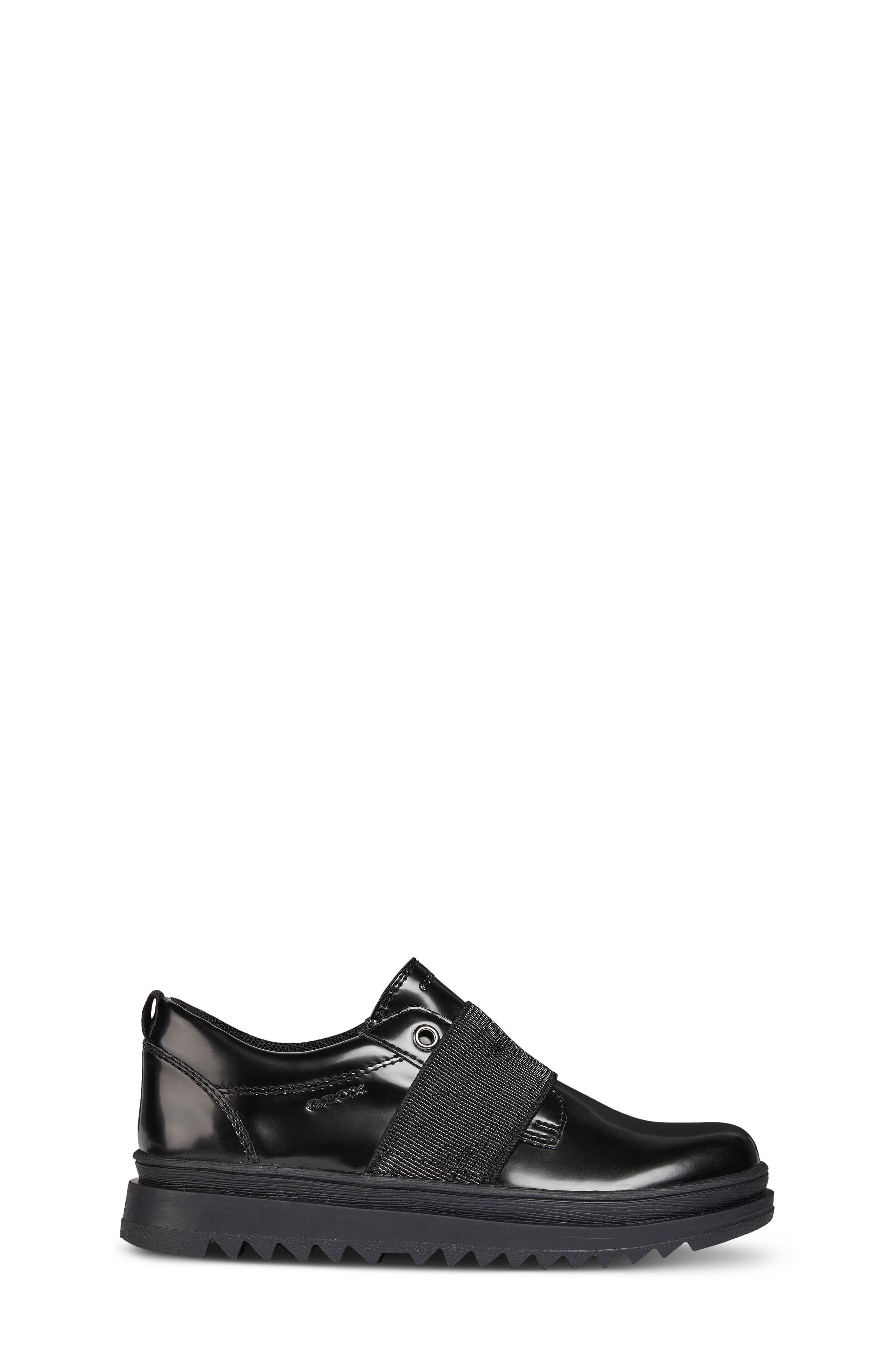 Gilly Jaw Sneaker,                             Alternate thumbnail 3, color,                             BLACK