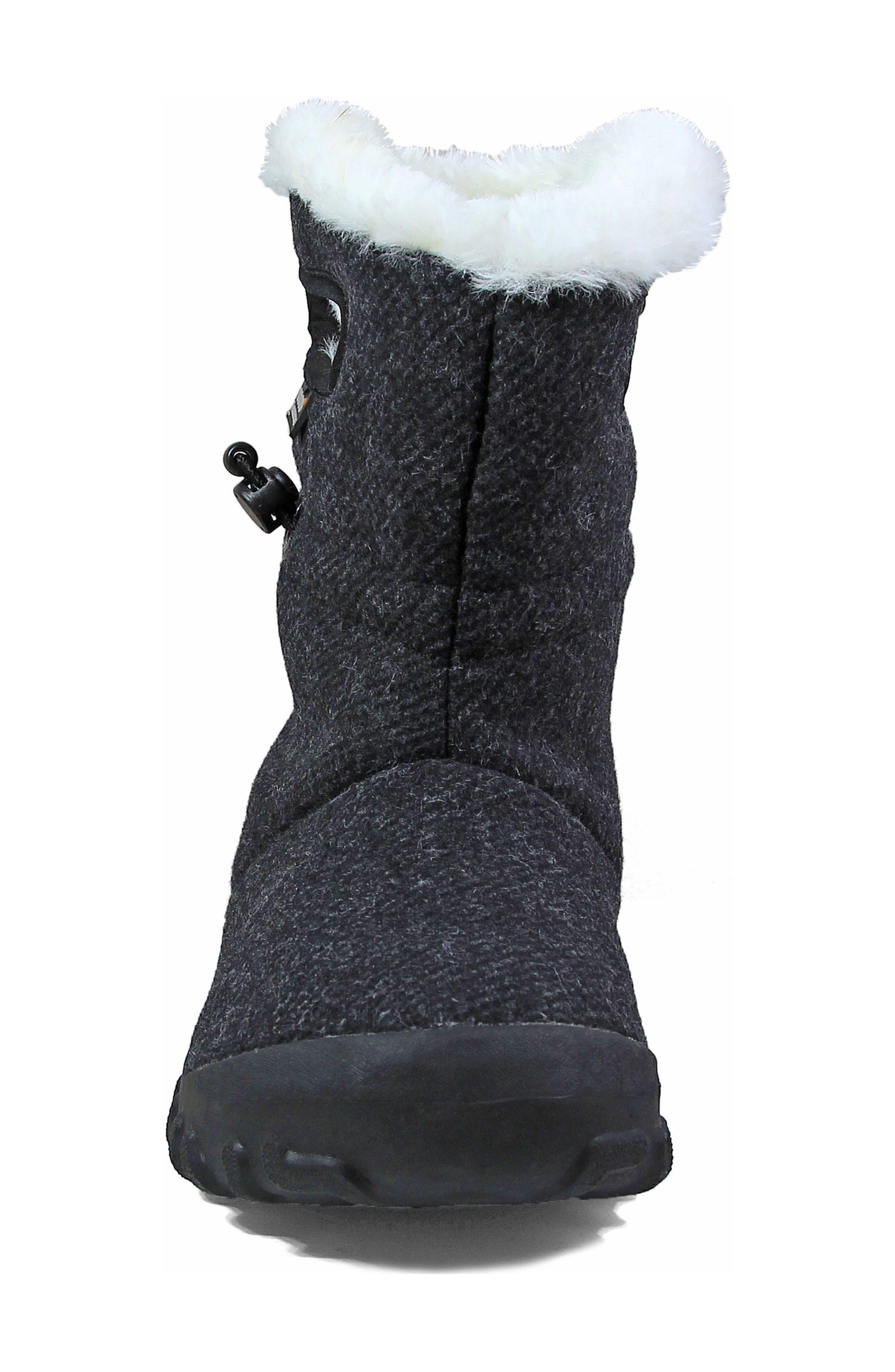 B-Moc Waterproof Boot,                             Alternate thumbnail 4, color,                             005