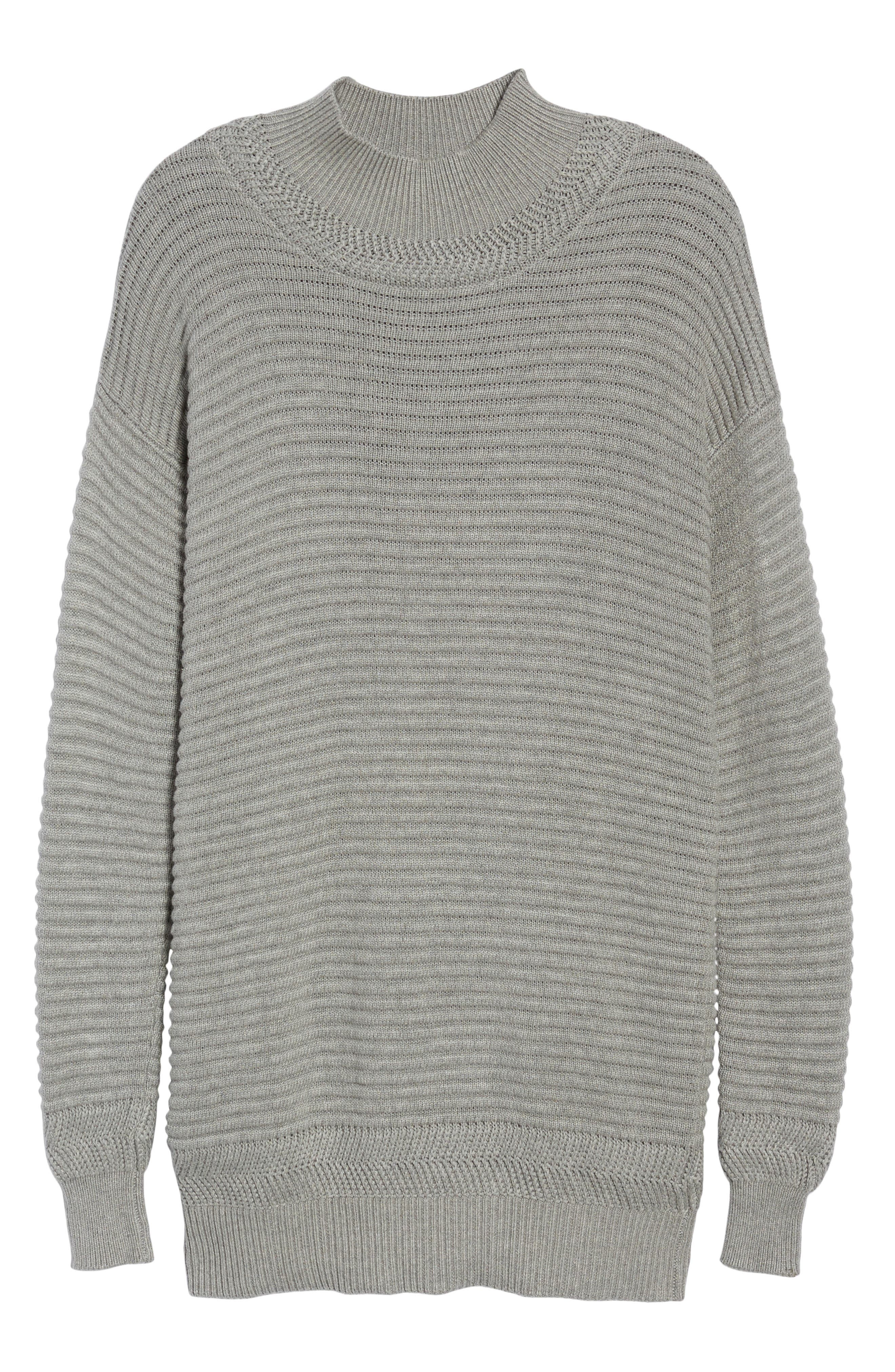 What Now Cotton Sweater,                             Alternate thumbnail 6, color,                             020
