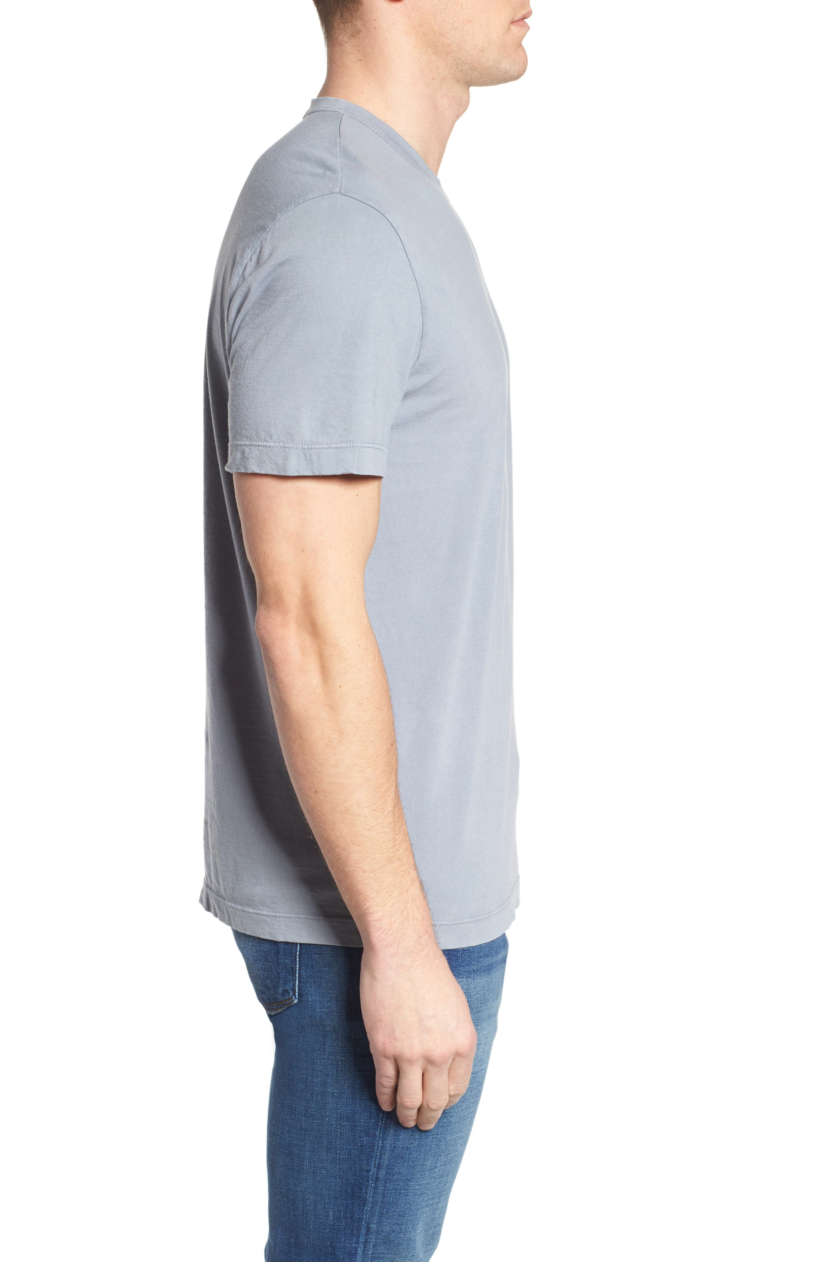 Crewneck Jersey T-Shirt,                             Alternate thumbnail 316, color,