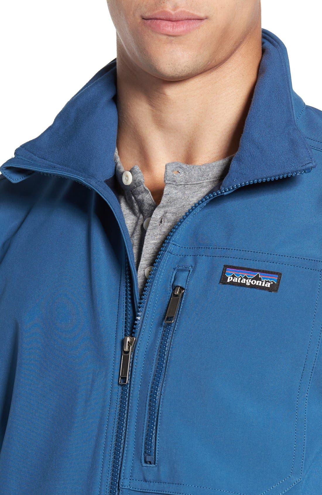 'Sidesend' Regular Fit Water Repellent Jacket,                             Alternate thumbnail 12, color,