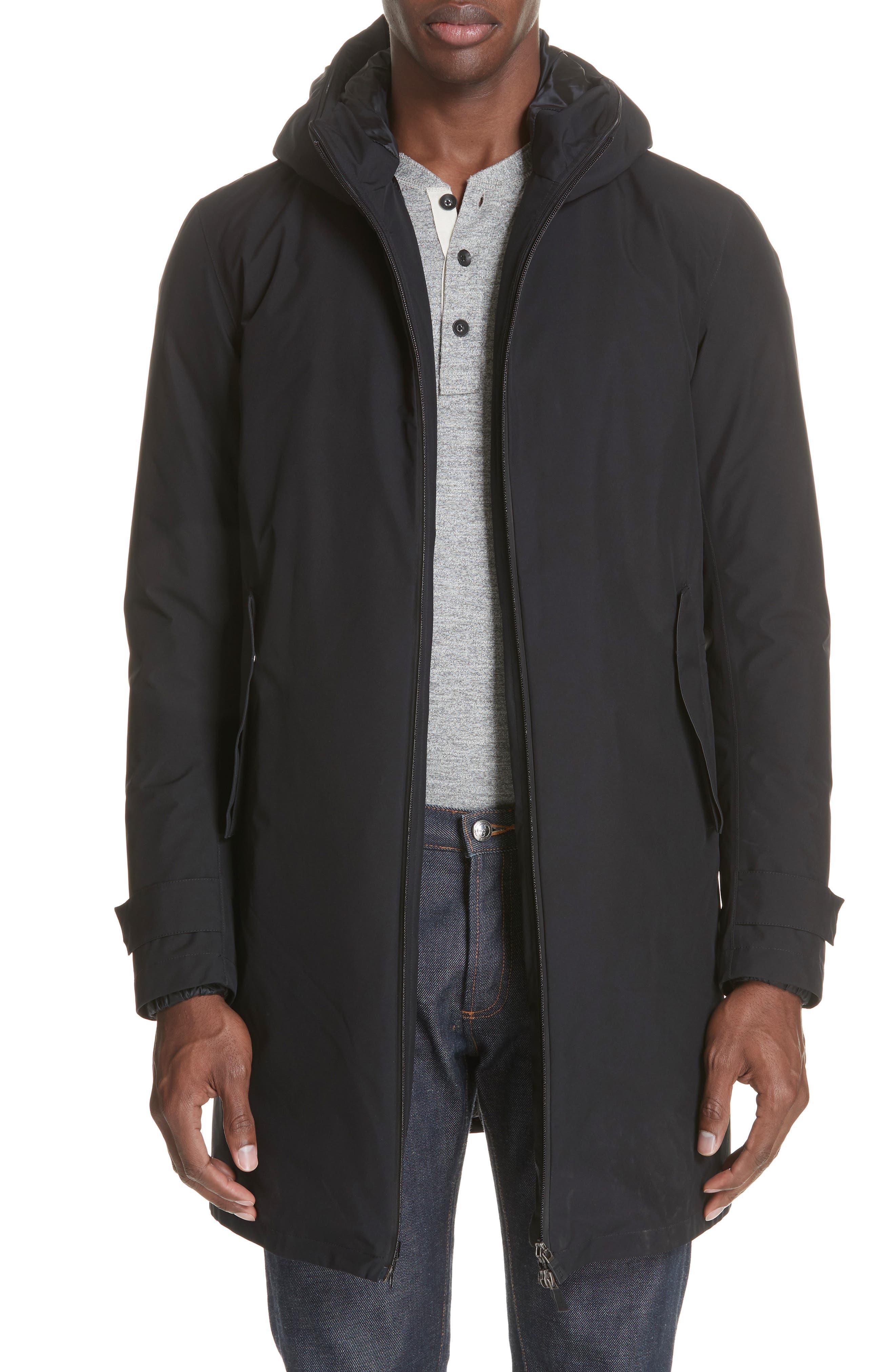 3-in-1 Gore-Tex<sup>®</sup> Car Coat,                         Main,                         color, 001