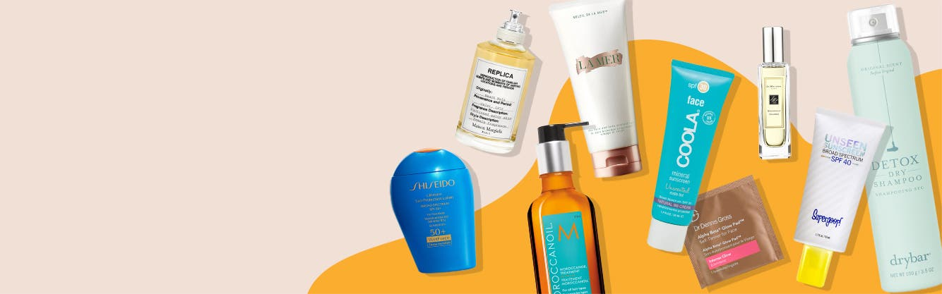 Summer beauty must-haves: bask in your own glow.