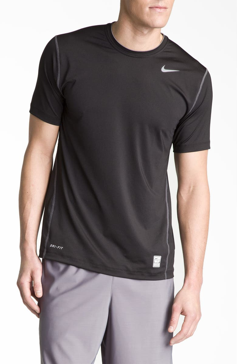 Nike  Pro Combat  Dri-FIT Fitted T-Shirt  8ea52d449