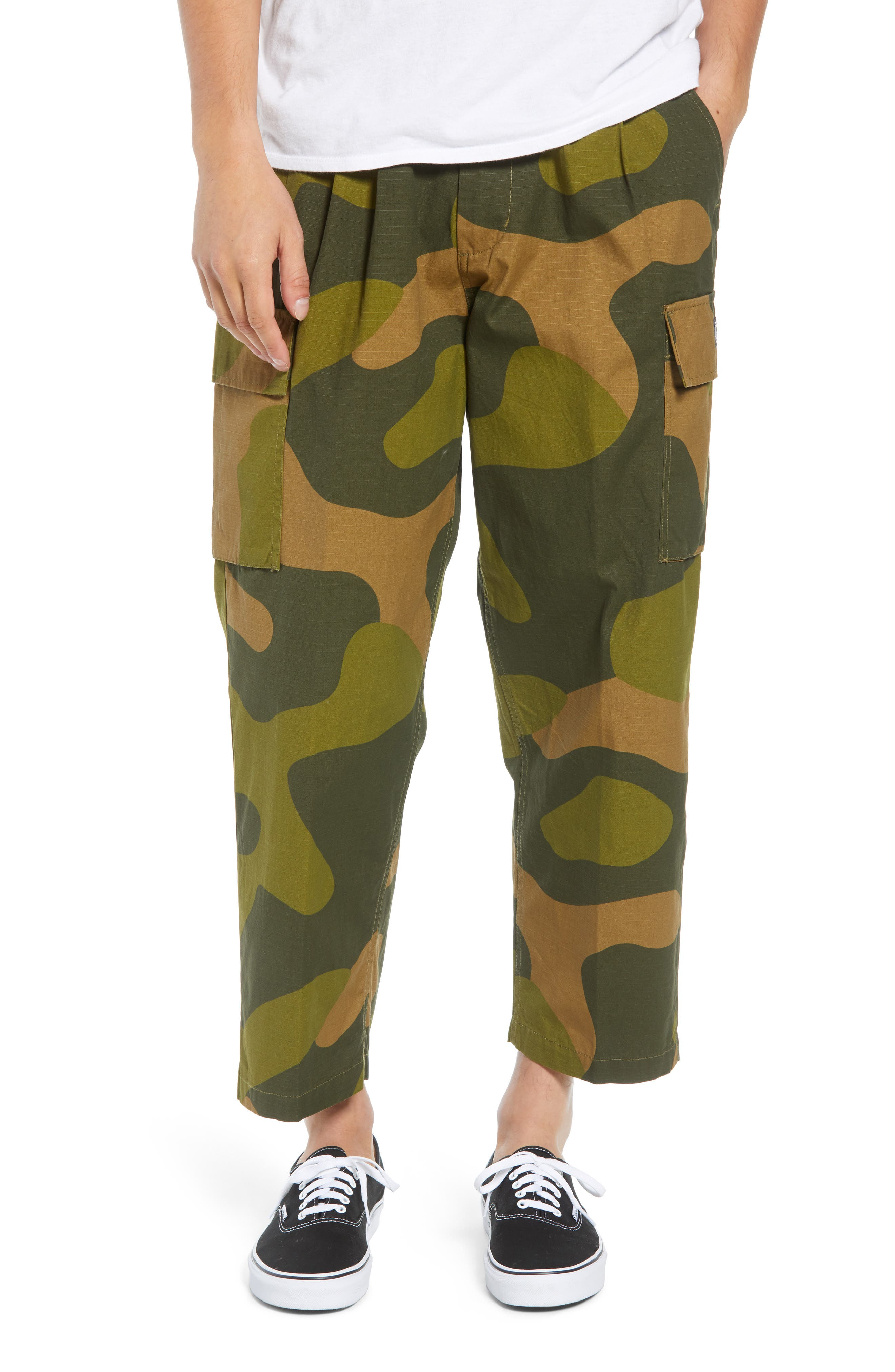 Obey Fubar Relaxed Fit Cargo Pants
