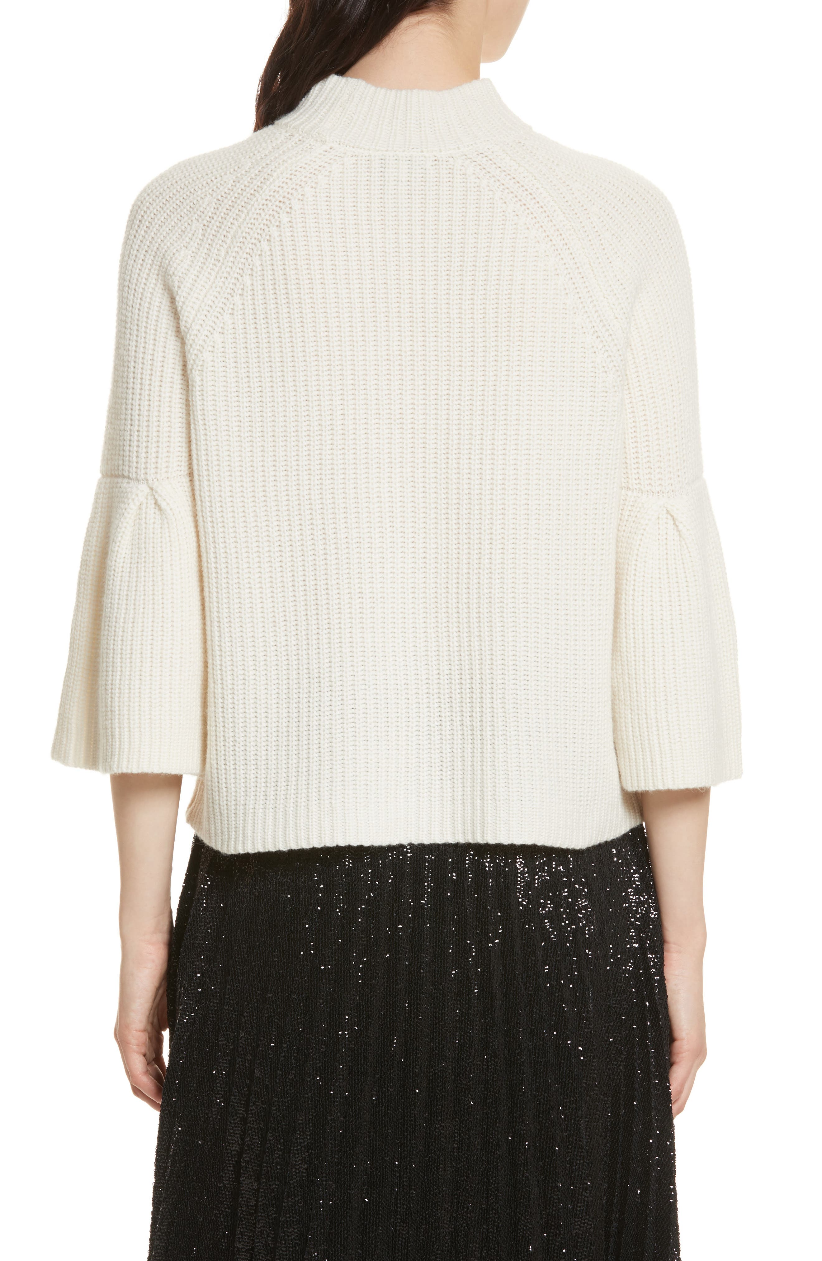 Ingrit Wool & Cashmere Sweater,                             Alternate thumbnail 2, color,                             114