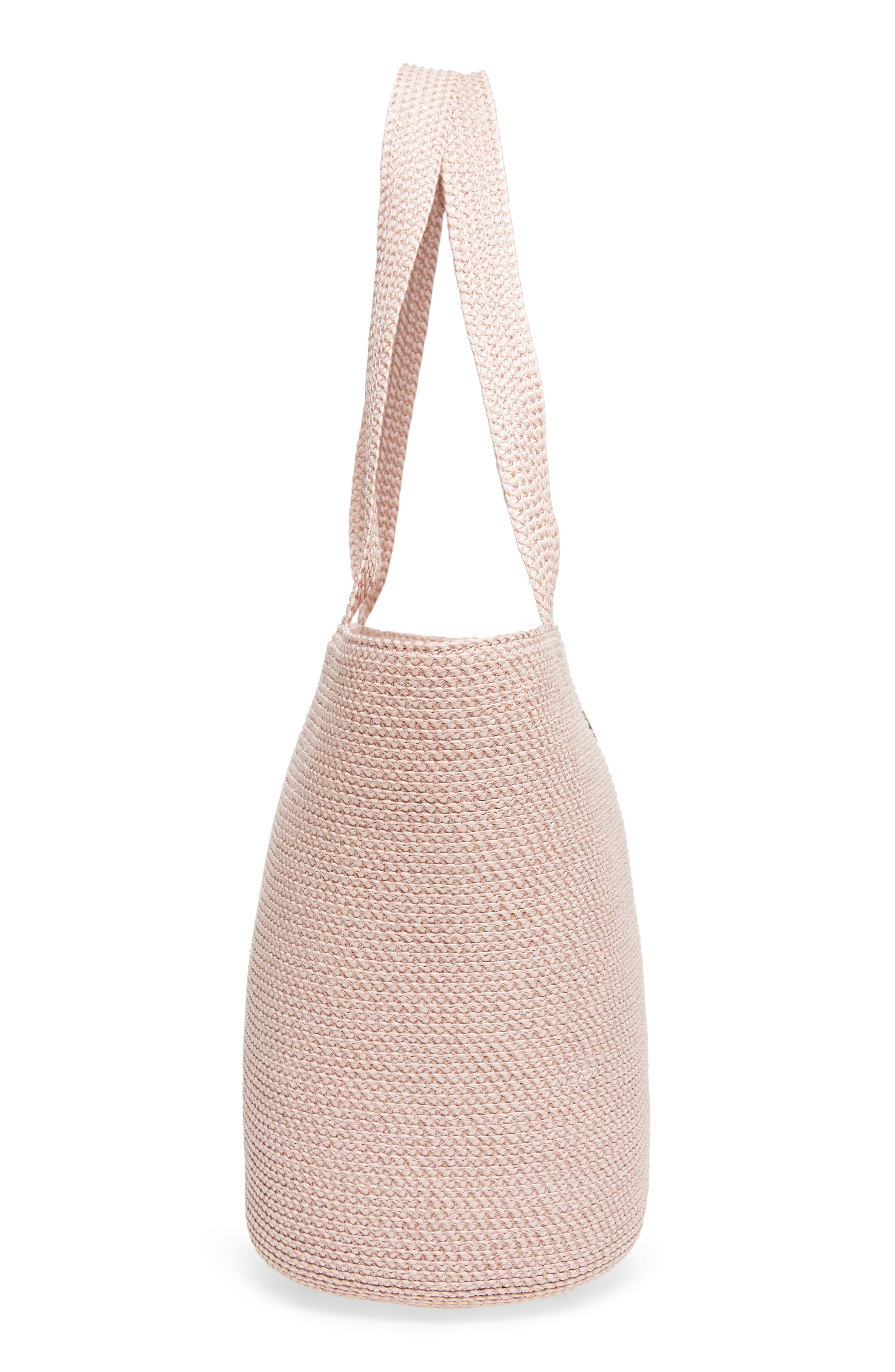 Squishee<sup>®</sup> Tote,                             Alternate thumbnail 5, color,                             BLUSH