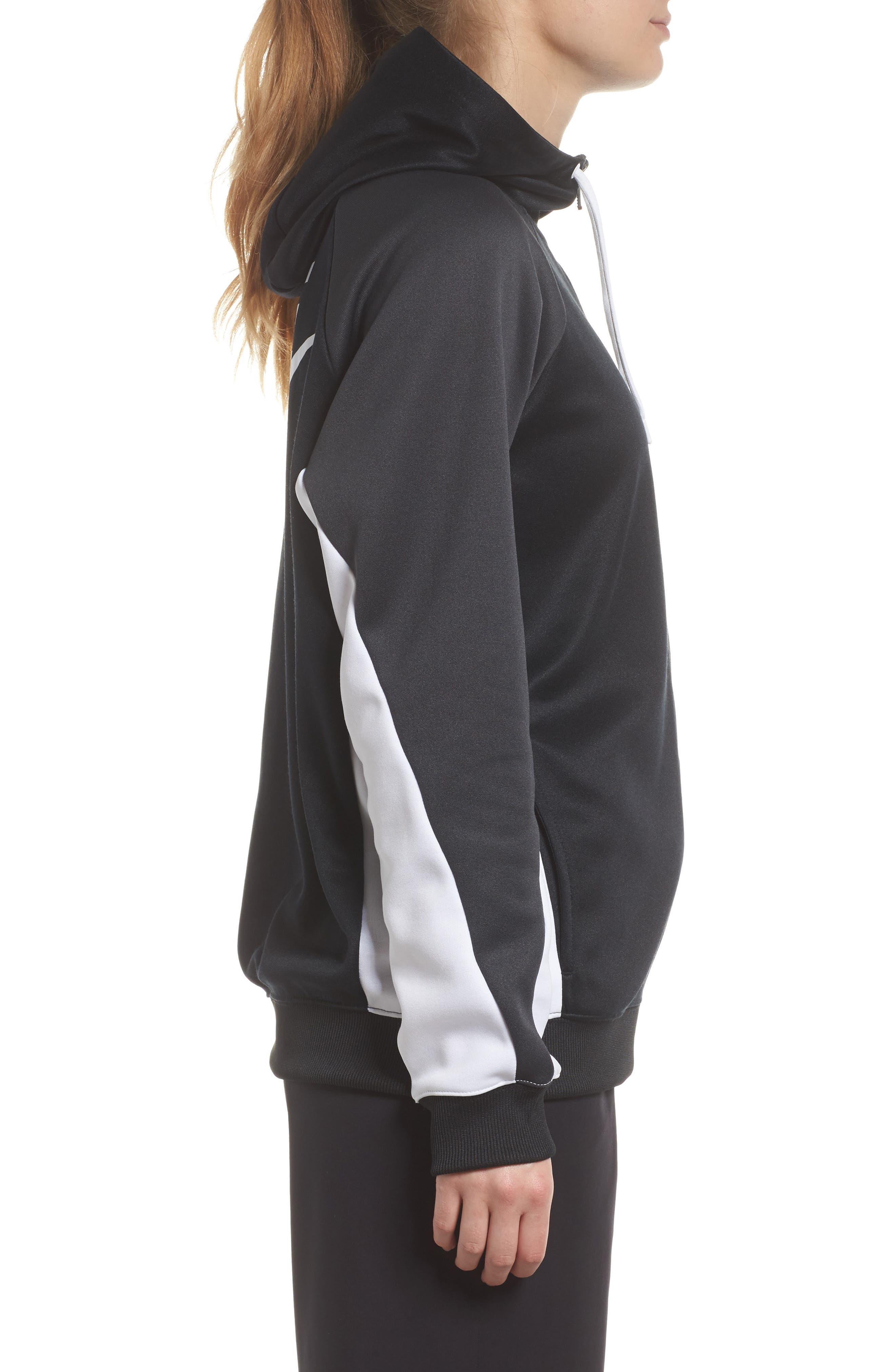 Sportswear Women's Zip Hoodie,                             Alternate thumbnail 4, color,                             010