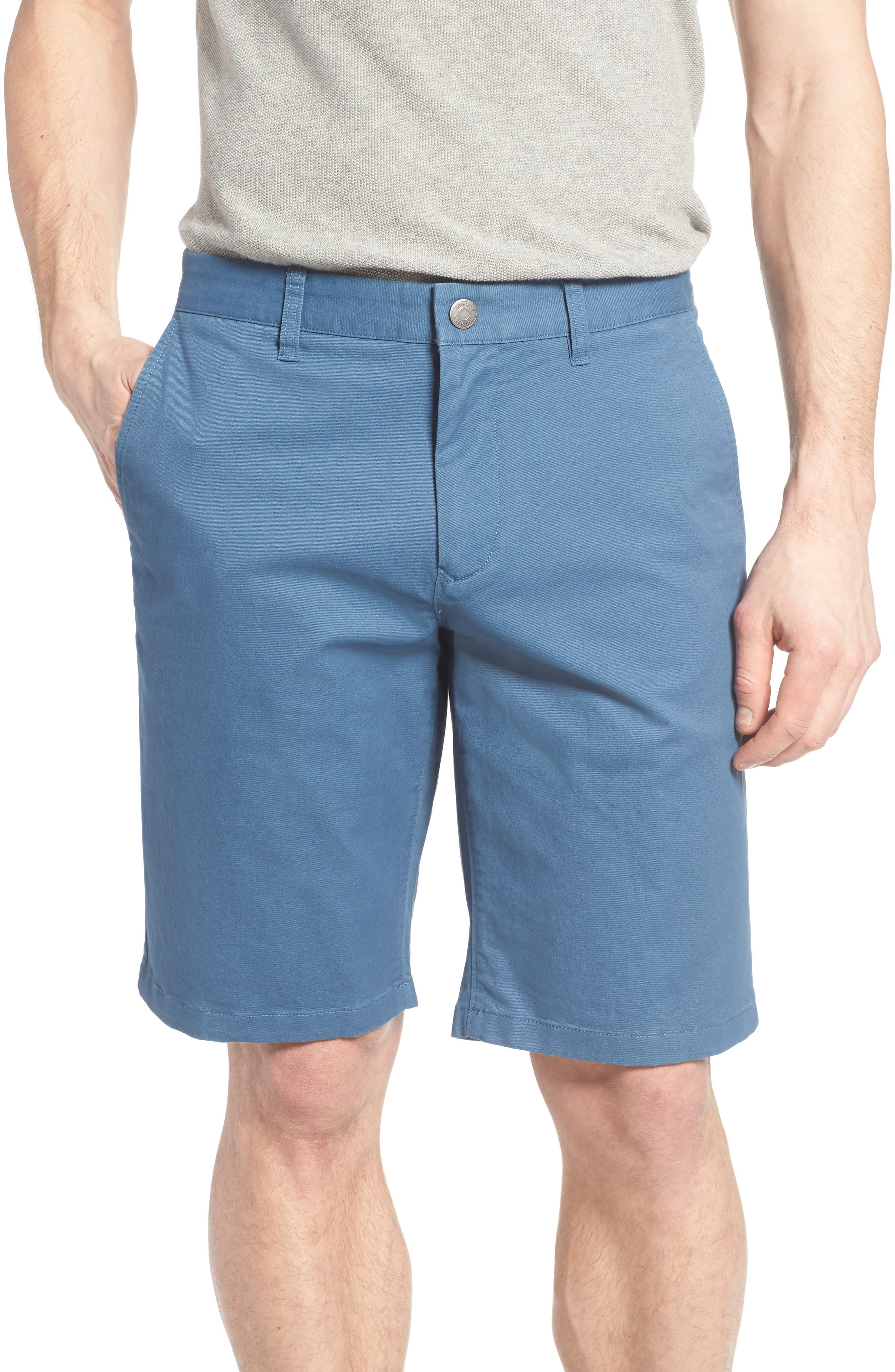 Stretch Washed Chino 11-Inch Shorts,                             Main thumbnail 20, color,