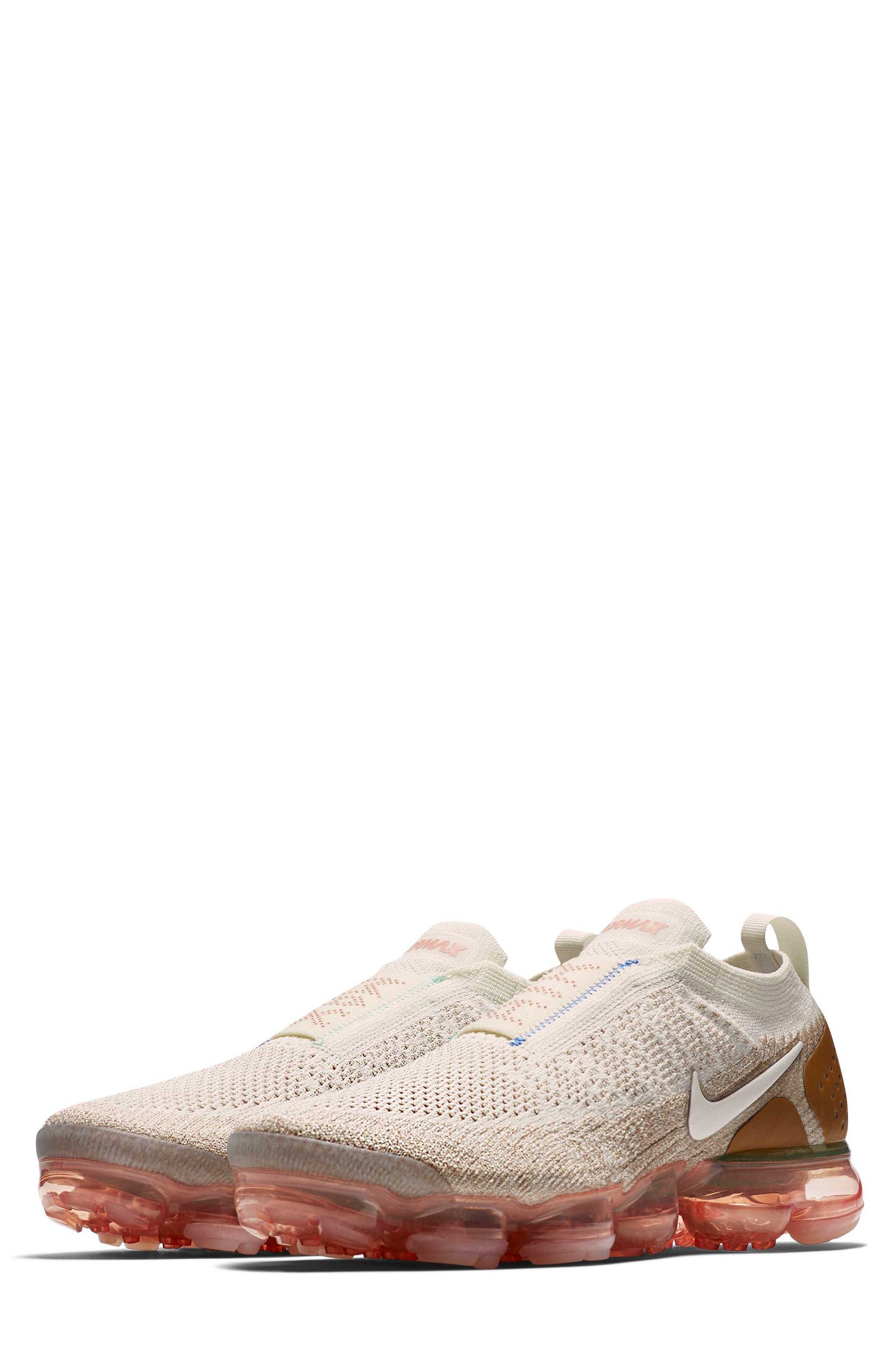 Air VaporMax Flyknit MOC 2 Running Shoe,                             Main thumbnail 1, color,                             250
