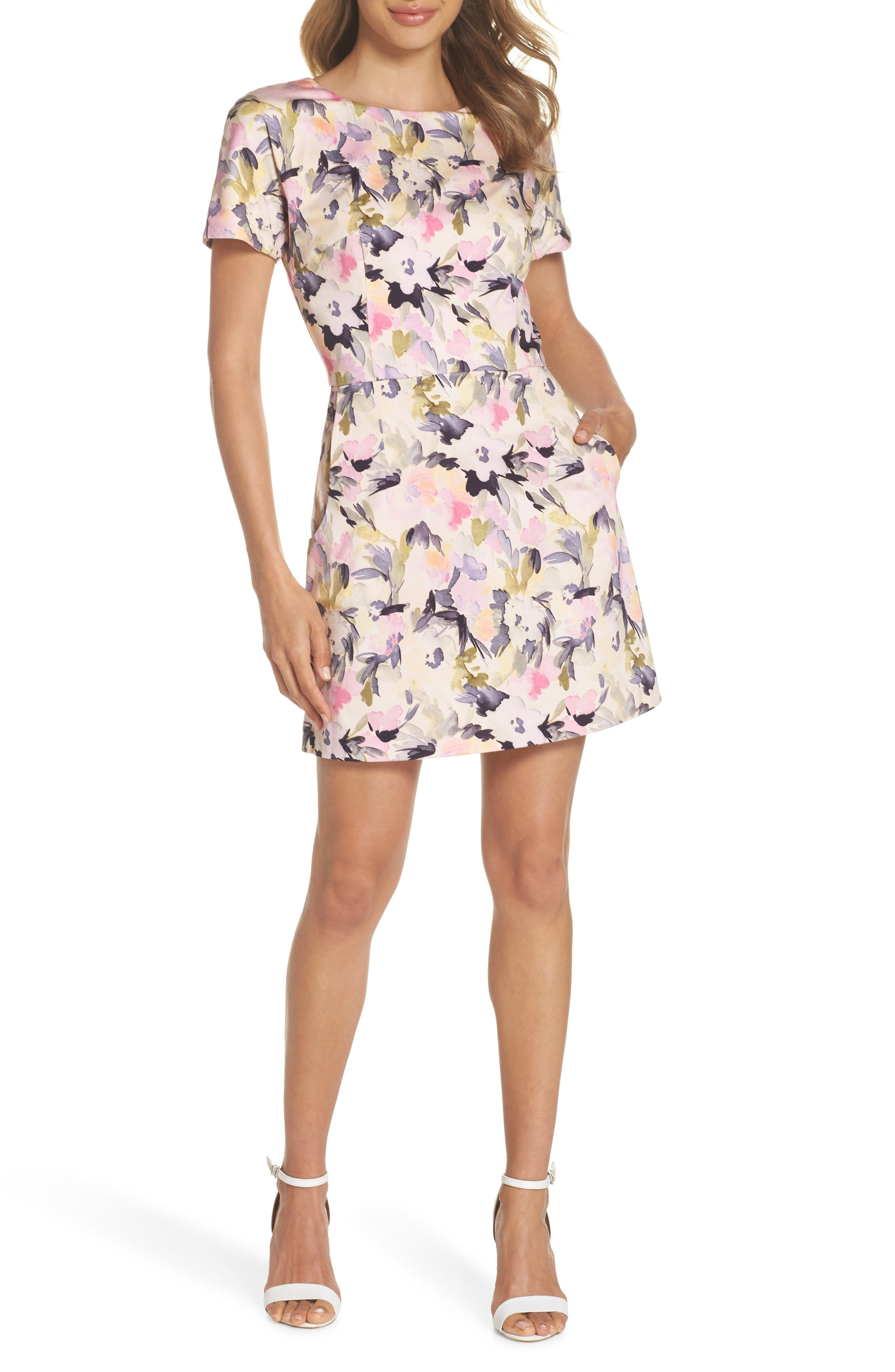 French Connection Catlett Cotton Dress