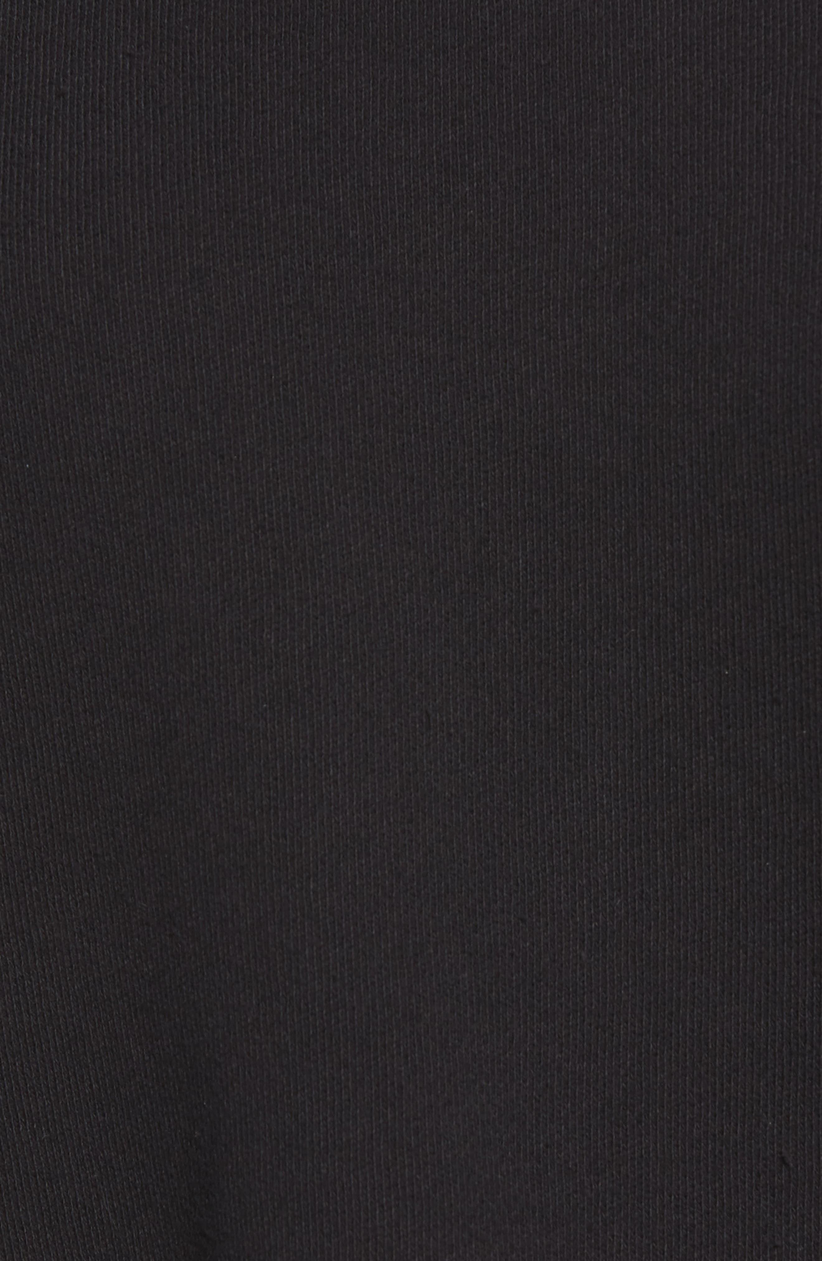 Relaxed Sweatshirt,                             Alternate thumbnail 5, color,                             001