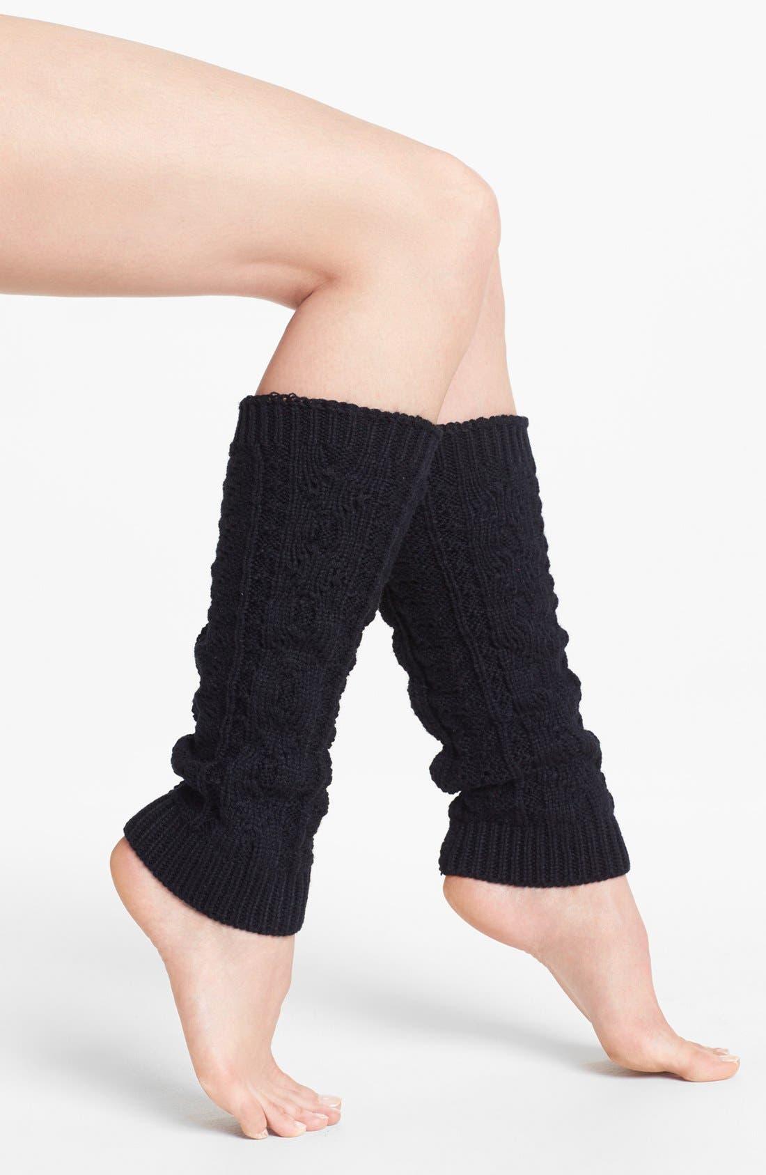 'Ribbon' Leg Warmers,                         Main,                         color,