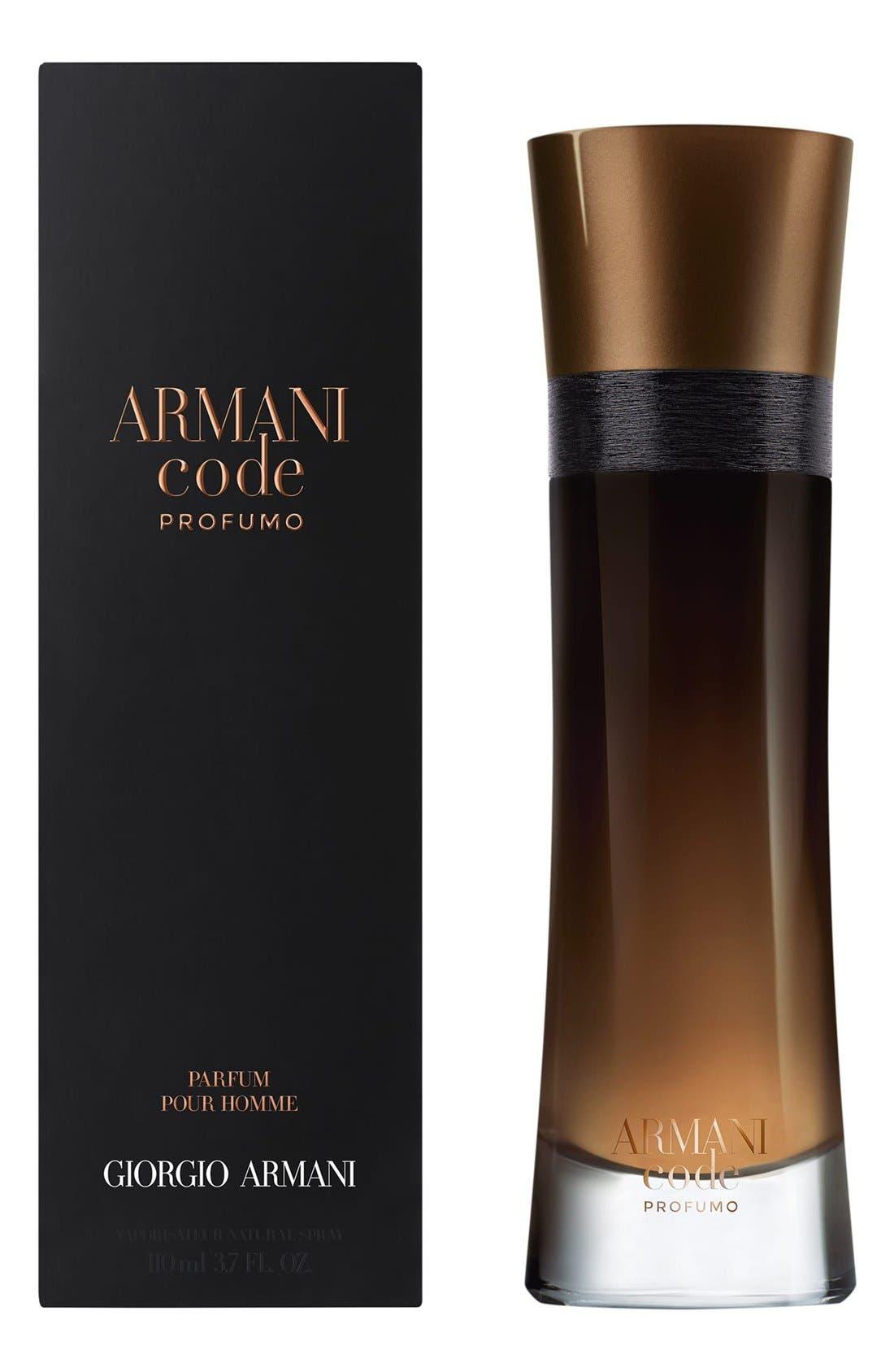 Armani Code Profumo Eau de Parfum,                             Alternate thumbnail 2, color,                             NO COLOR