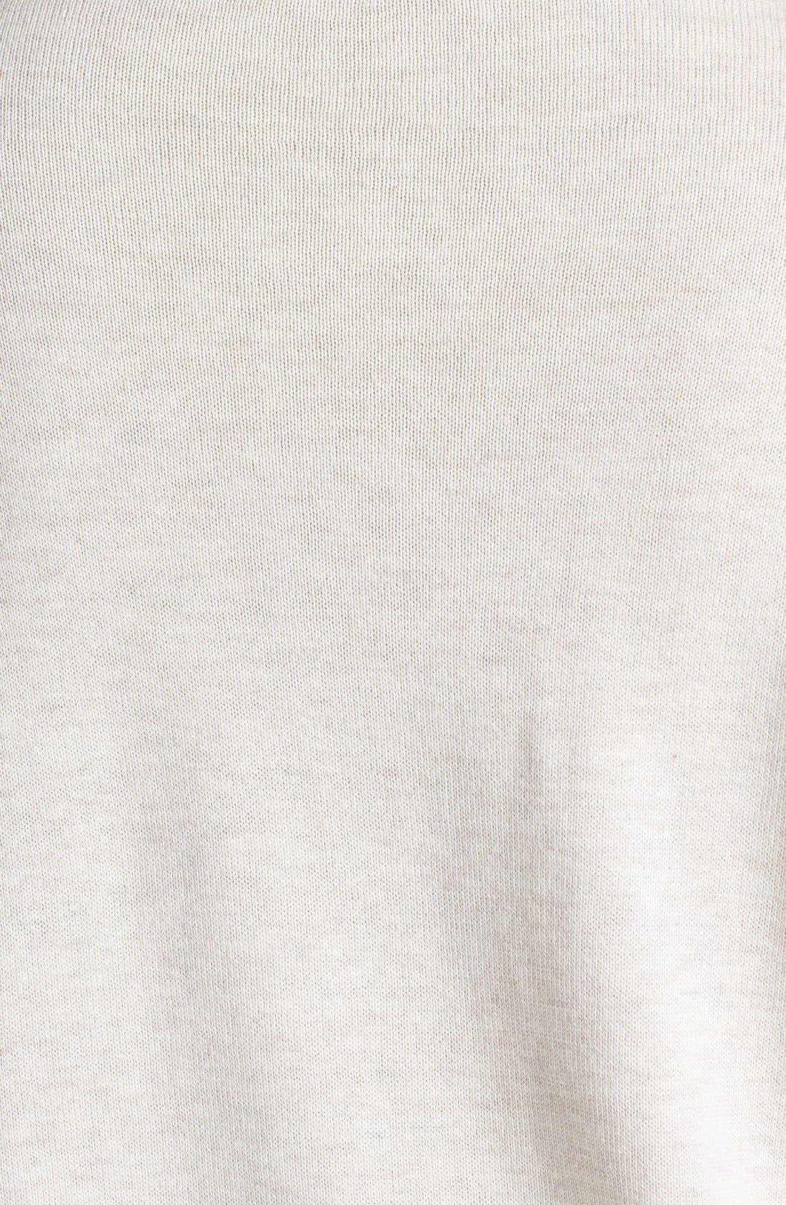 Intarsia Crewneck Sweater,                             Alternate thumbnail 16, color,