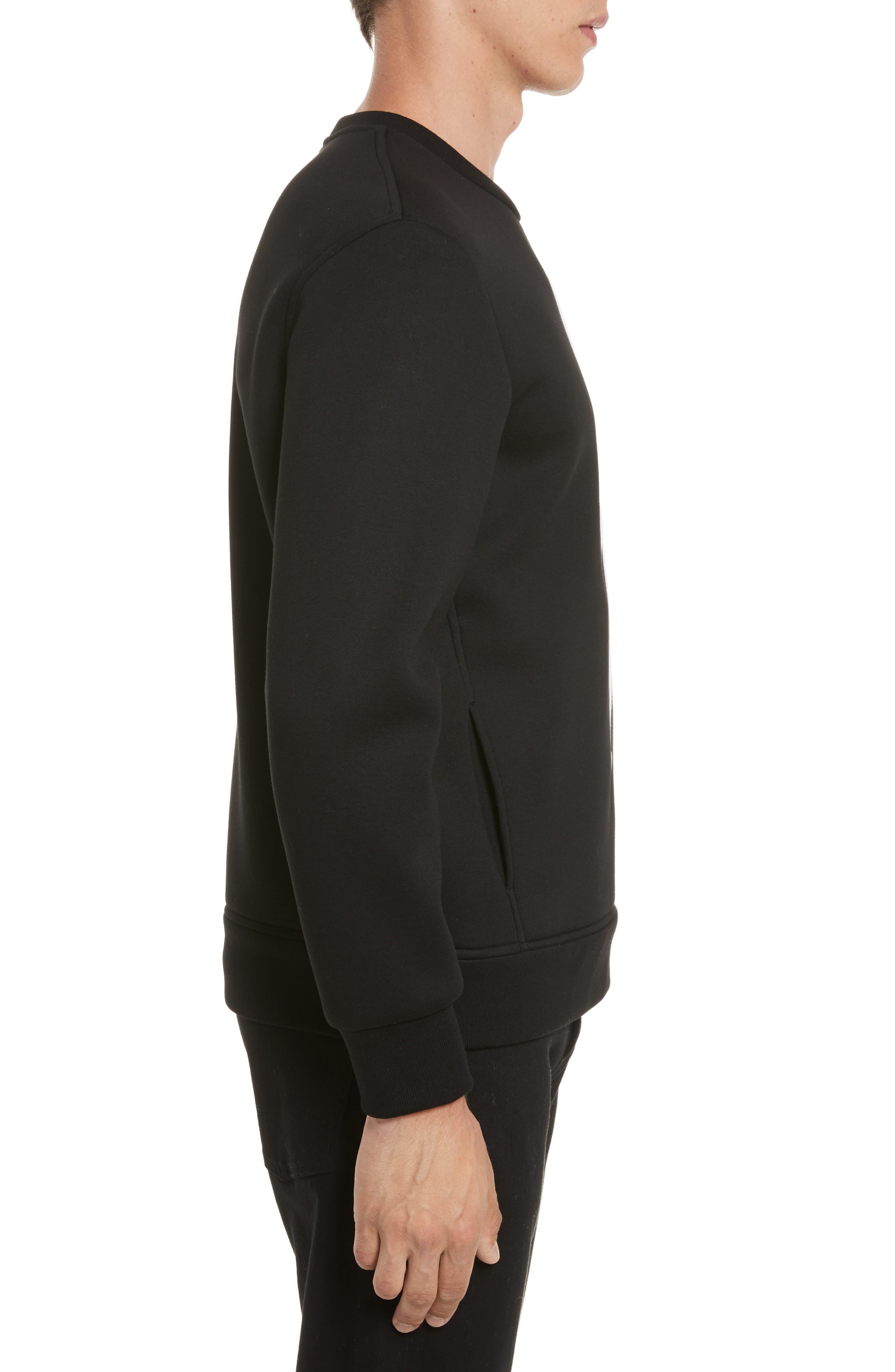 New Thunderbolt Sweatshirt,                             Alternate thumbnail 3, color,                             001