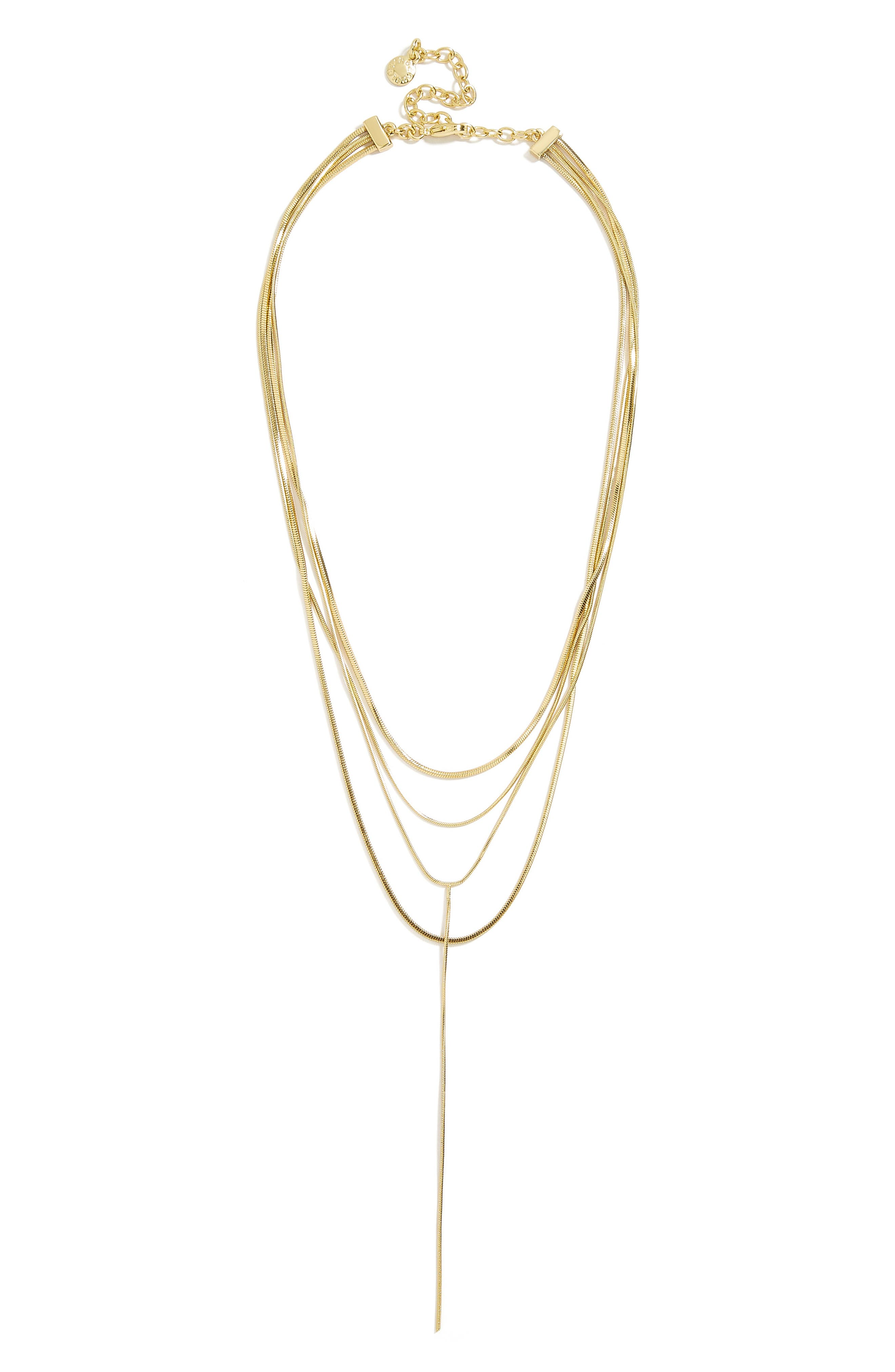 Rio Layered Necklace,                         Main,                         color, 710