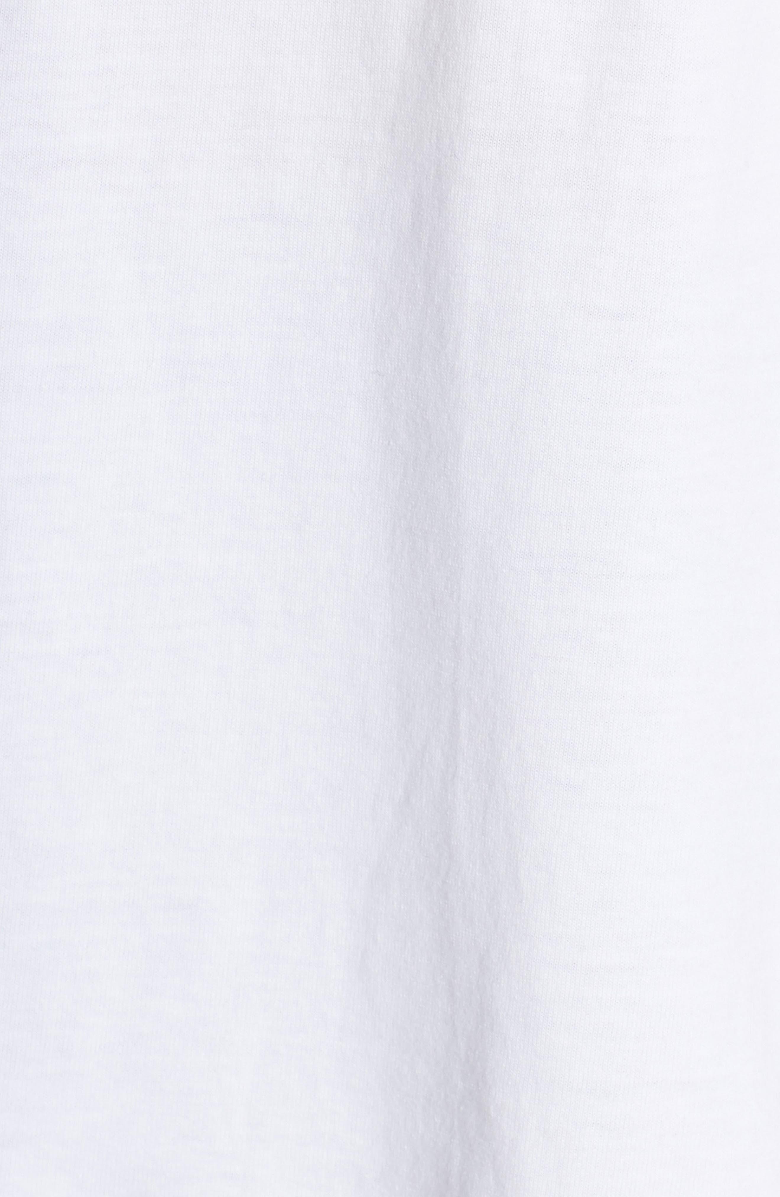 Classics Logo Tee,                             Alternate thumbnail 6, color,                             100