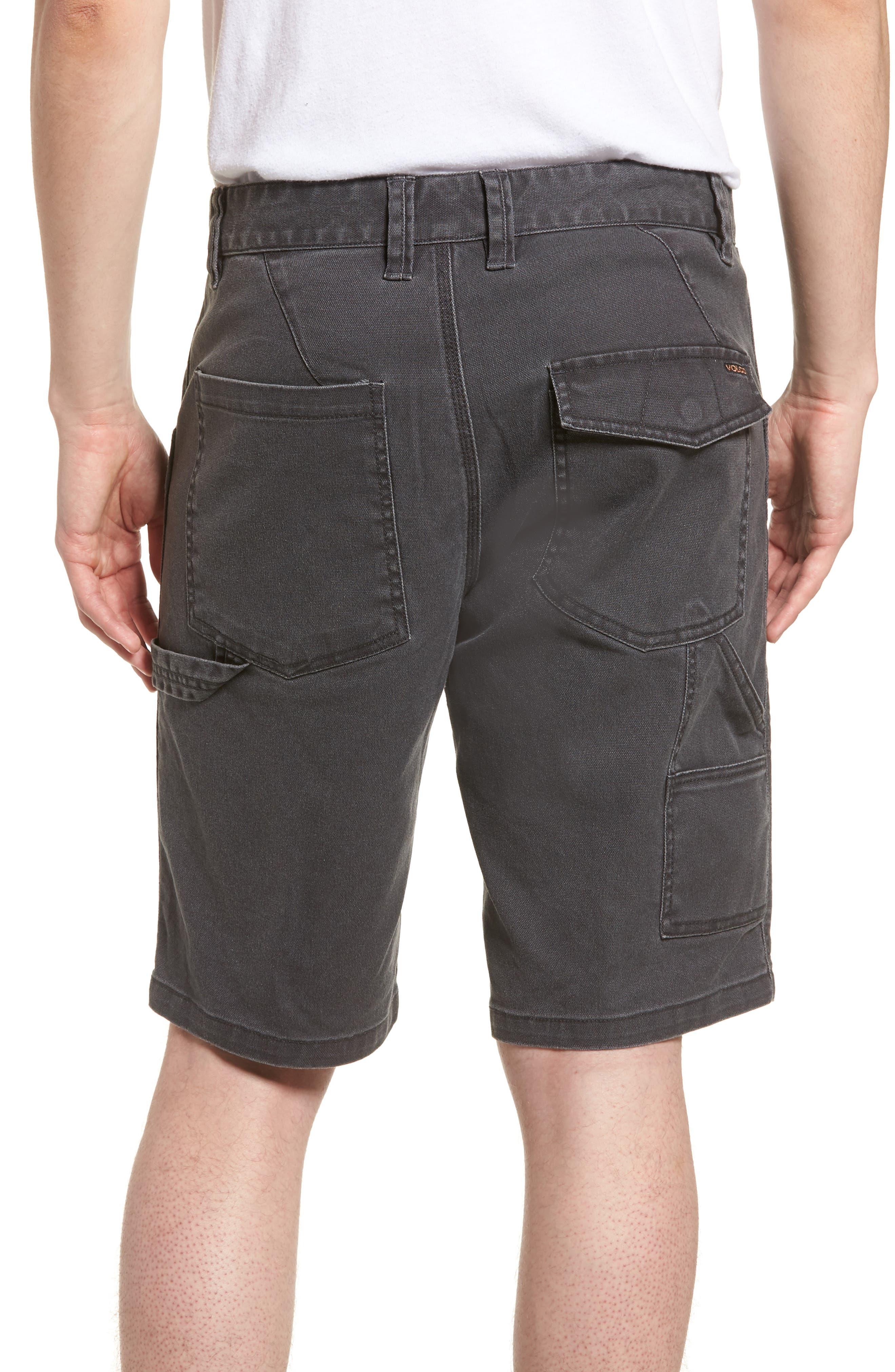 Whaler Utility Shorts,                             Alternate thumbnail 2, color,                             001