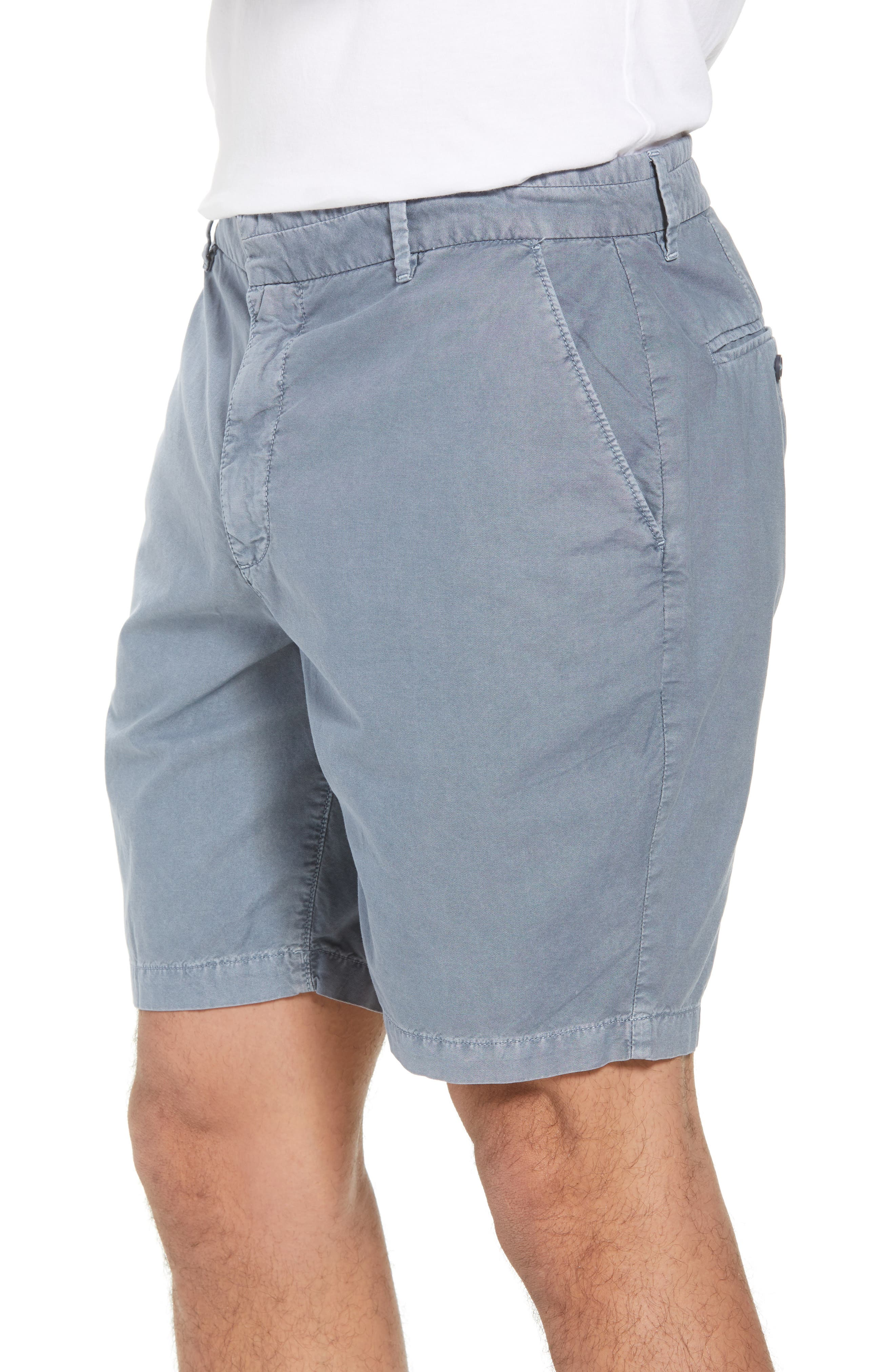 Butter Ball Shorts,                             Alternate thumbnail 3, color,                             BLUE SLATE