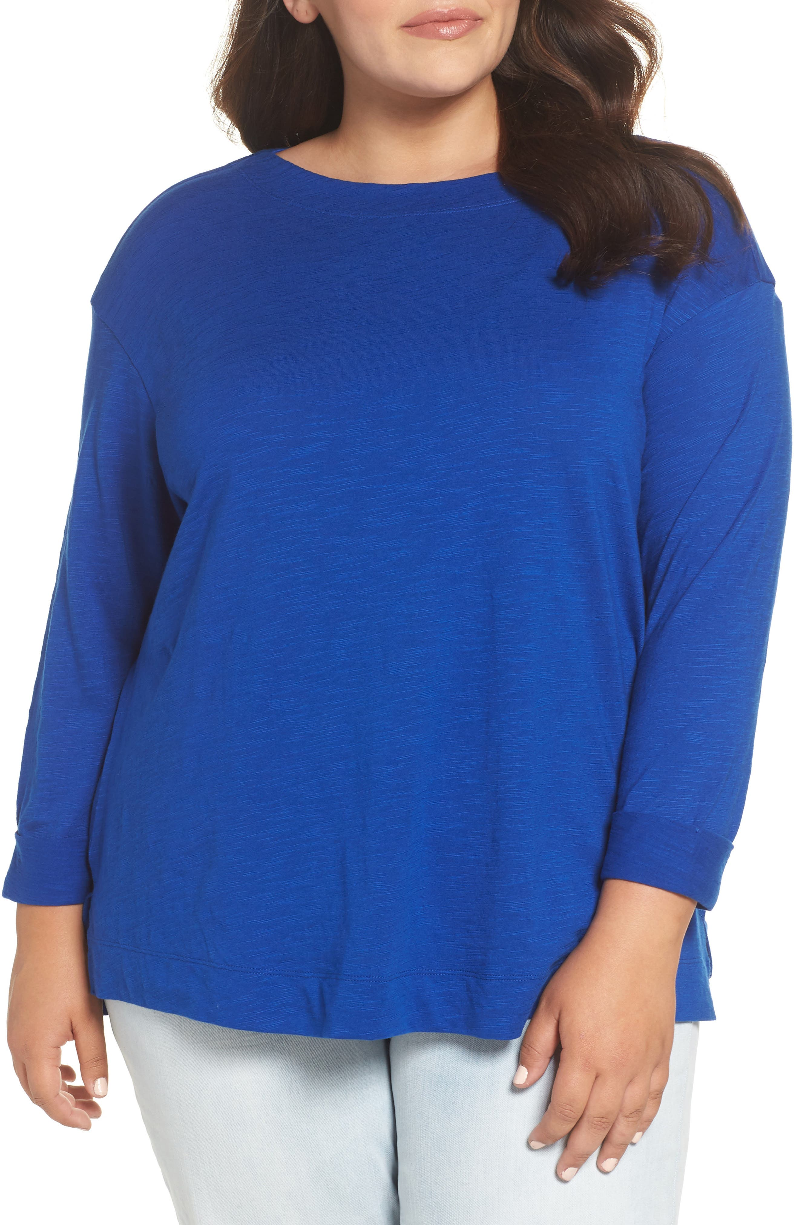 Boatneck Tee,                         Main,                         color, 401