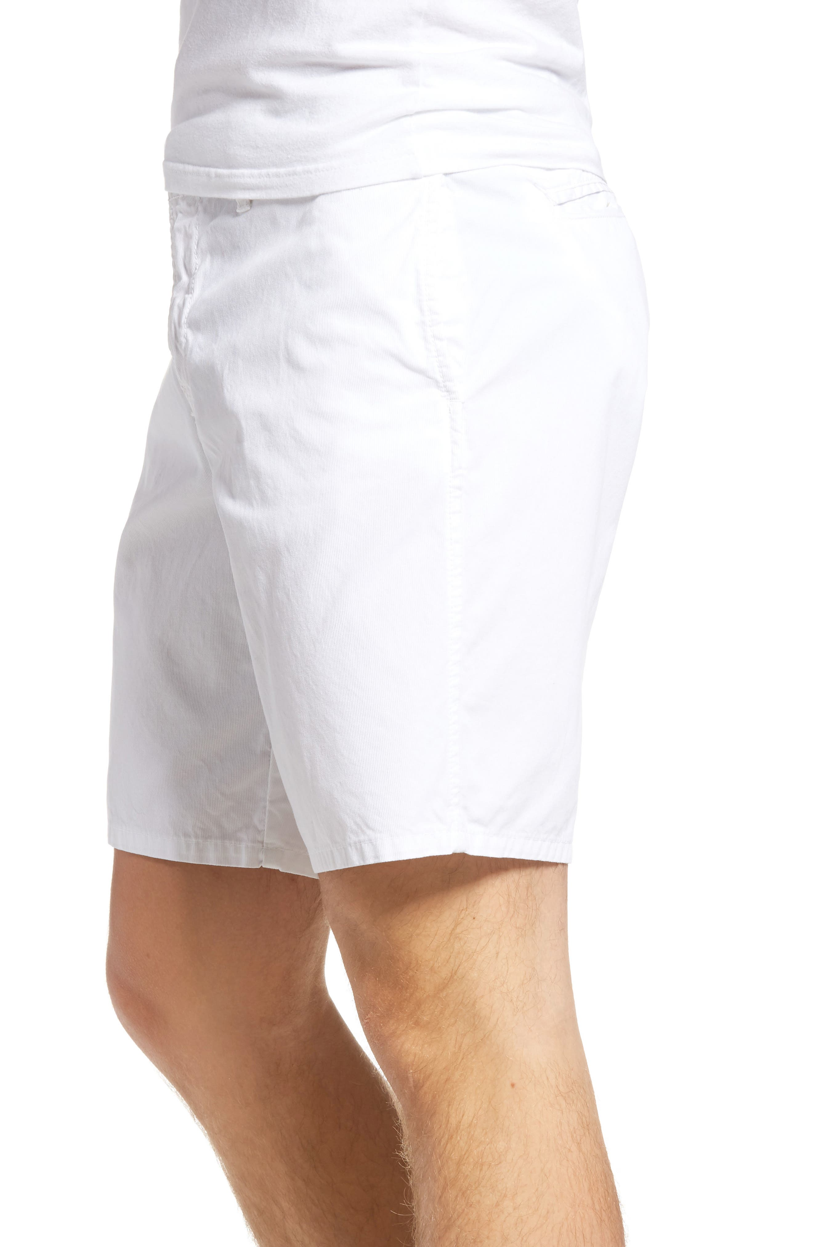 St. Martin Bedford Cord Shorts,                             Alternate thumbnail 7, color,