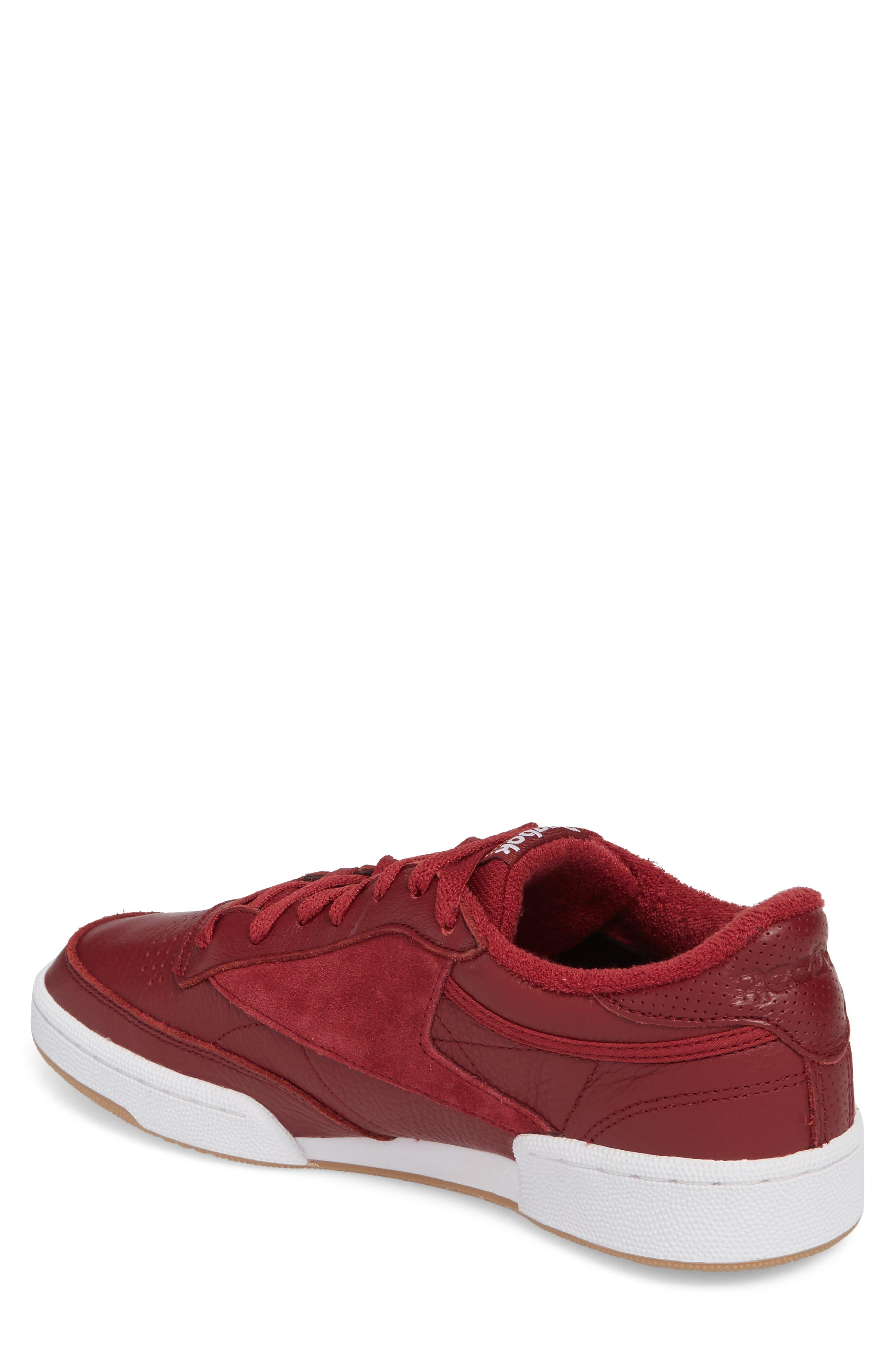 Club C 85 ESTL Sneaker,                             Alternate thumbnail 4, color,