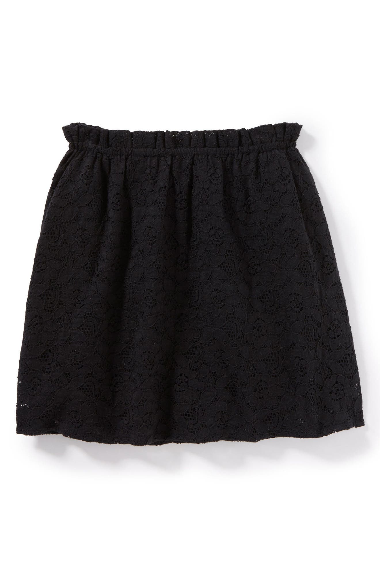 Renee Lace Skirt,                         Main,                         color, 001