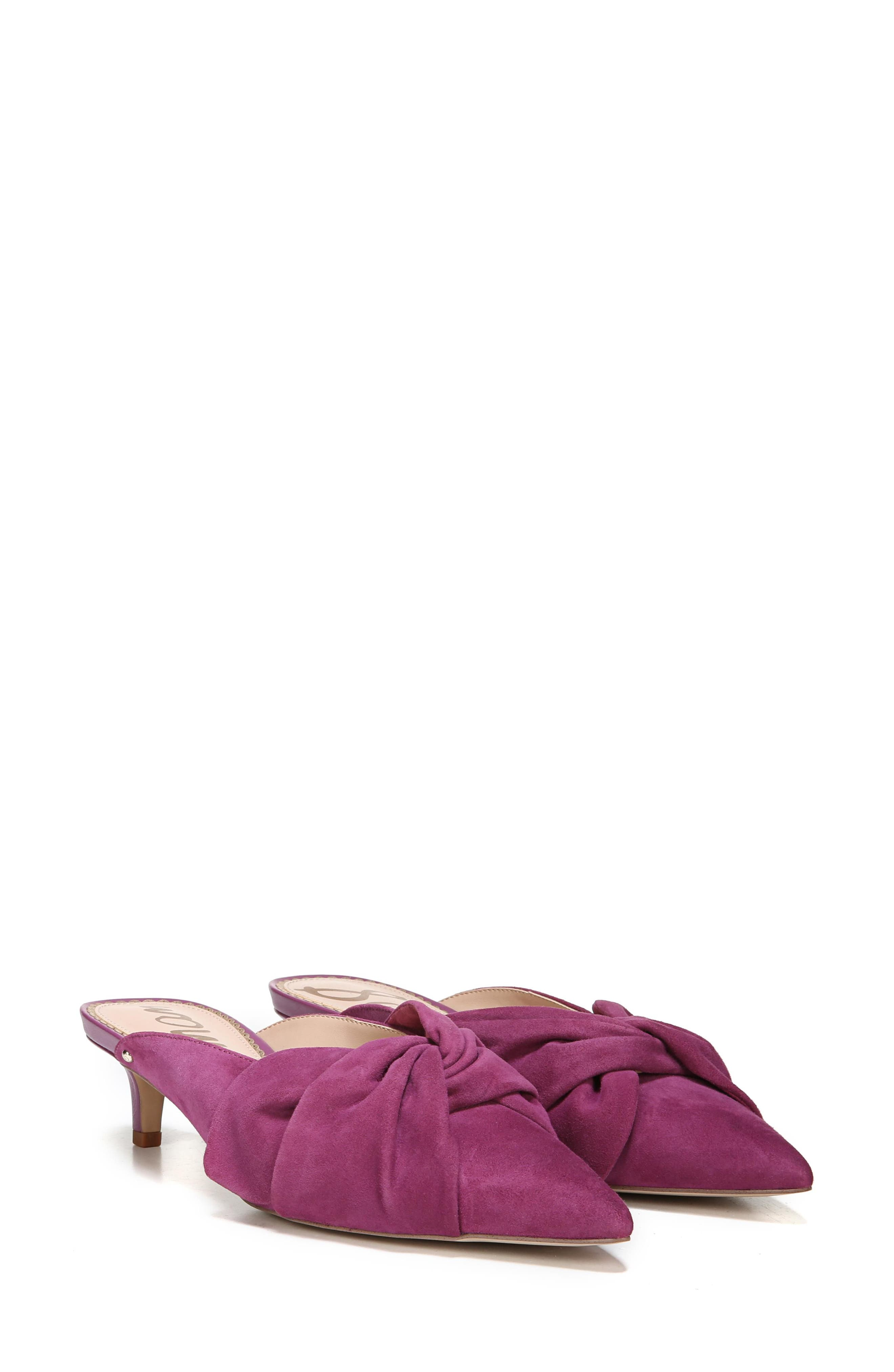 Laney Pointy Toe Mule,                             Alternate thumbnail 41, color,