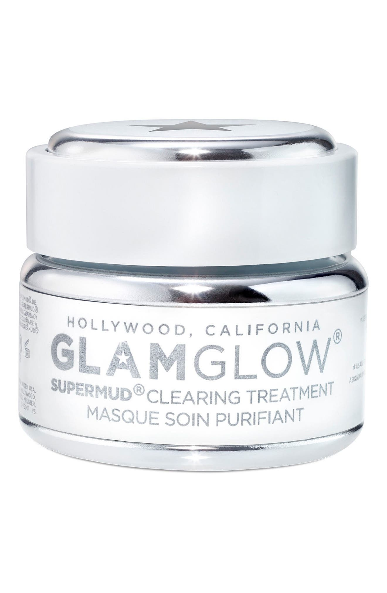 SUPERMUD<sup>®</sup> Clearing Treatment Mask, Main, color, NO COLOR