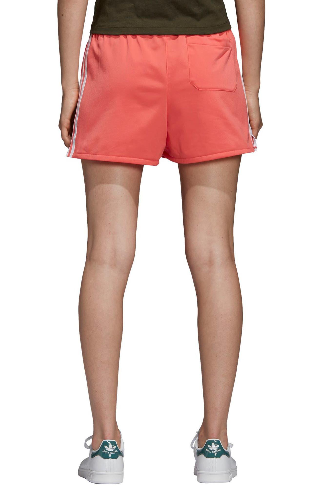 ADIDAS ORIGINALS,                             3-Stripes Shorts,                             Alternate thumbnail 2, color,                             600