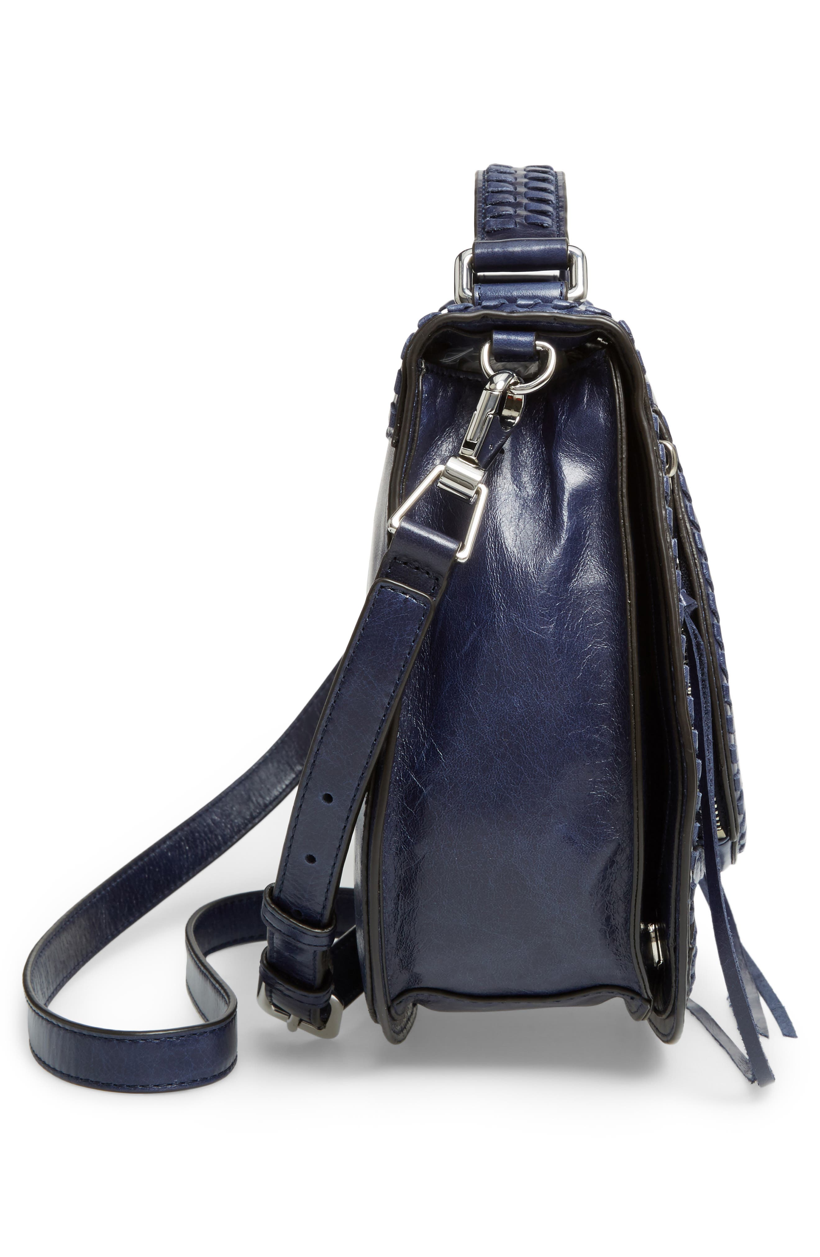 Vanity Saddle Bag,                             Alternate thumbnail 56, color,