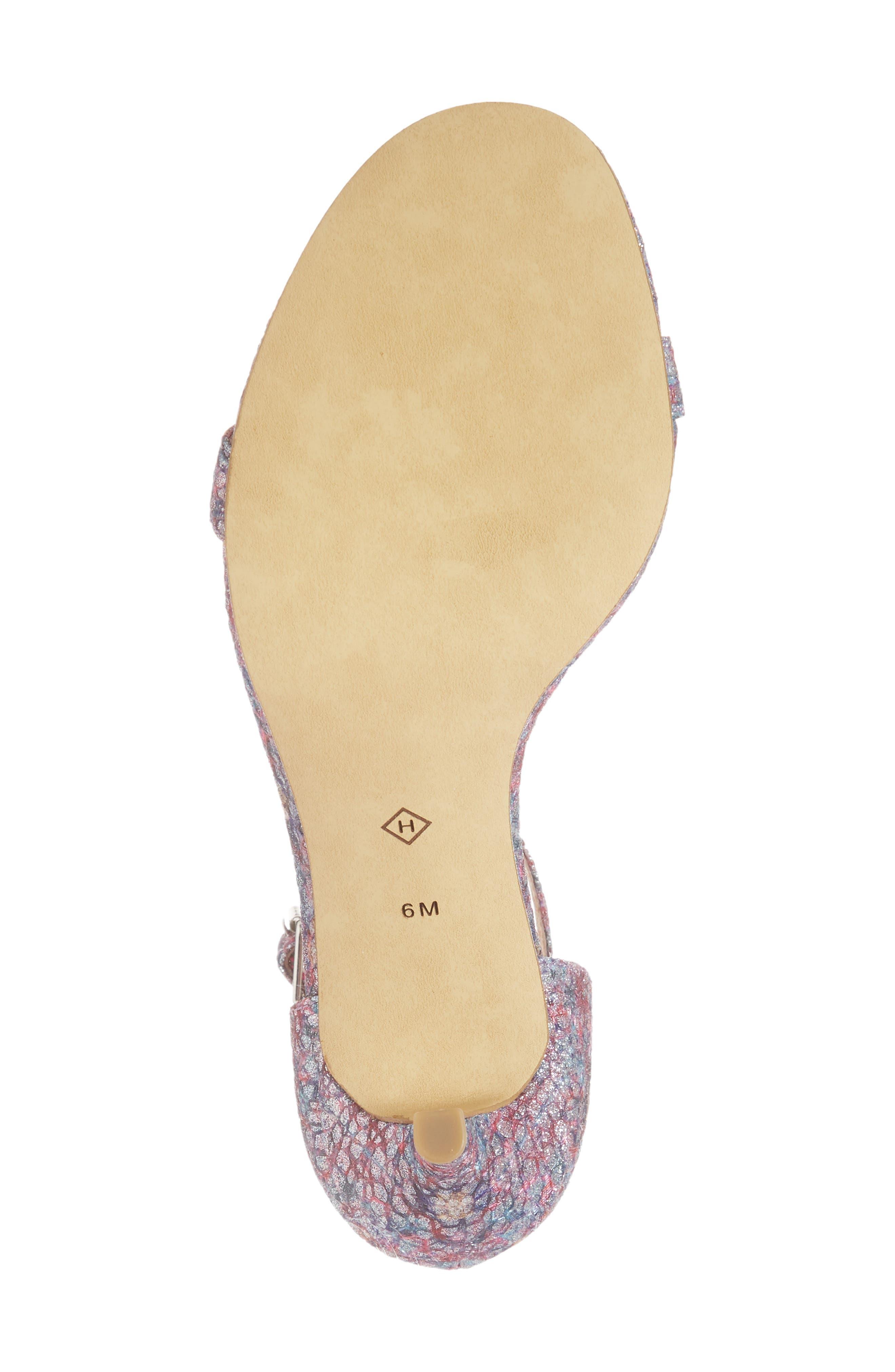 Audrey Ankle Strap Sandal,                             Alternate thumbnail 120, color,