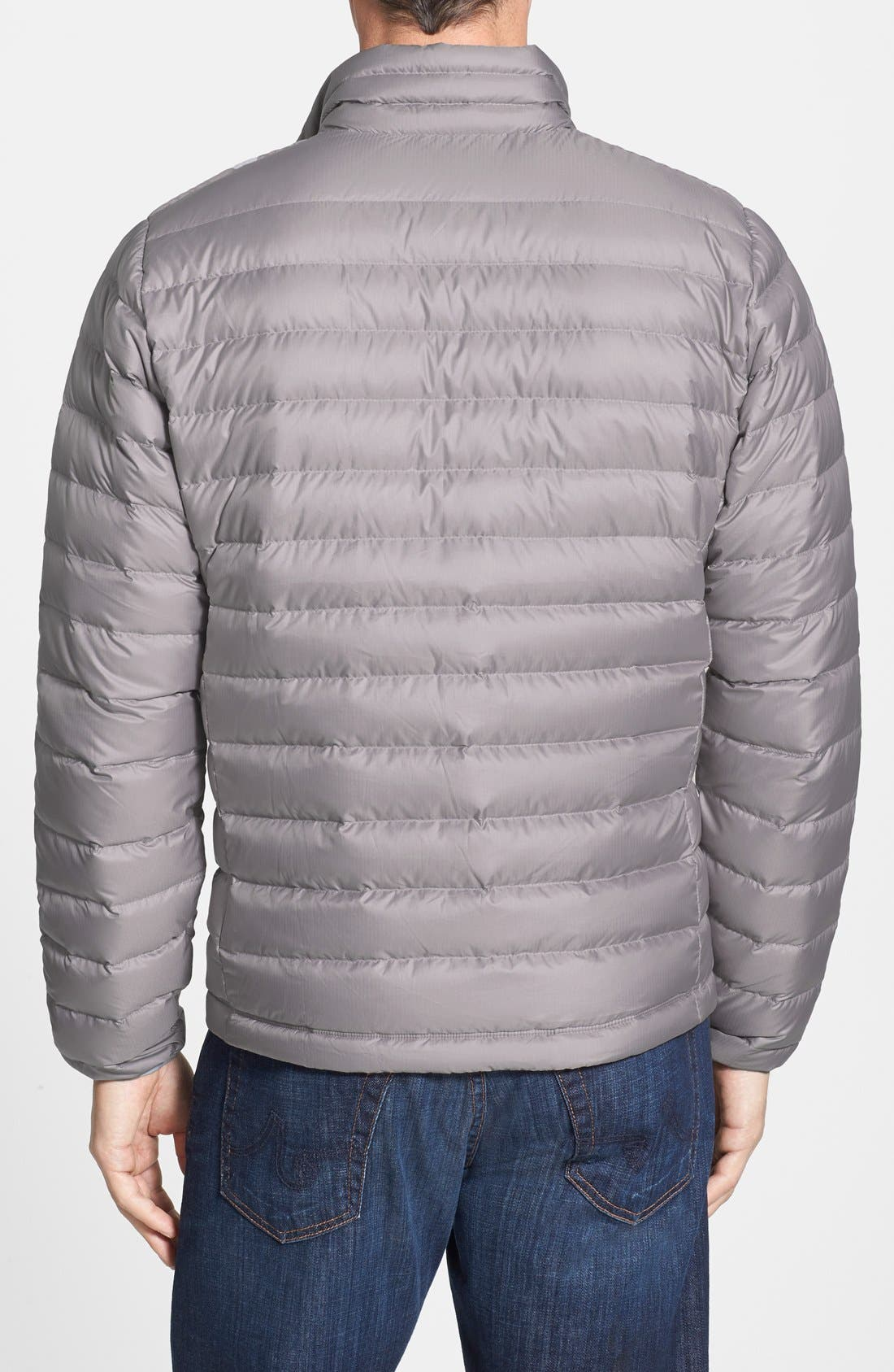 Water Repellent Down Jacket,                             Alternate thumbnail 30, color,