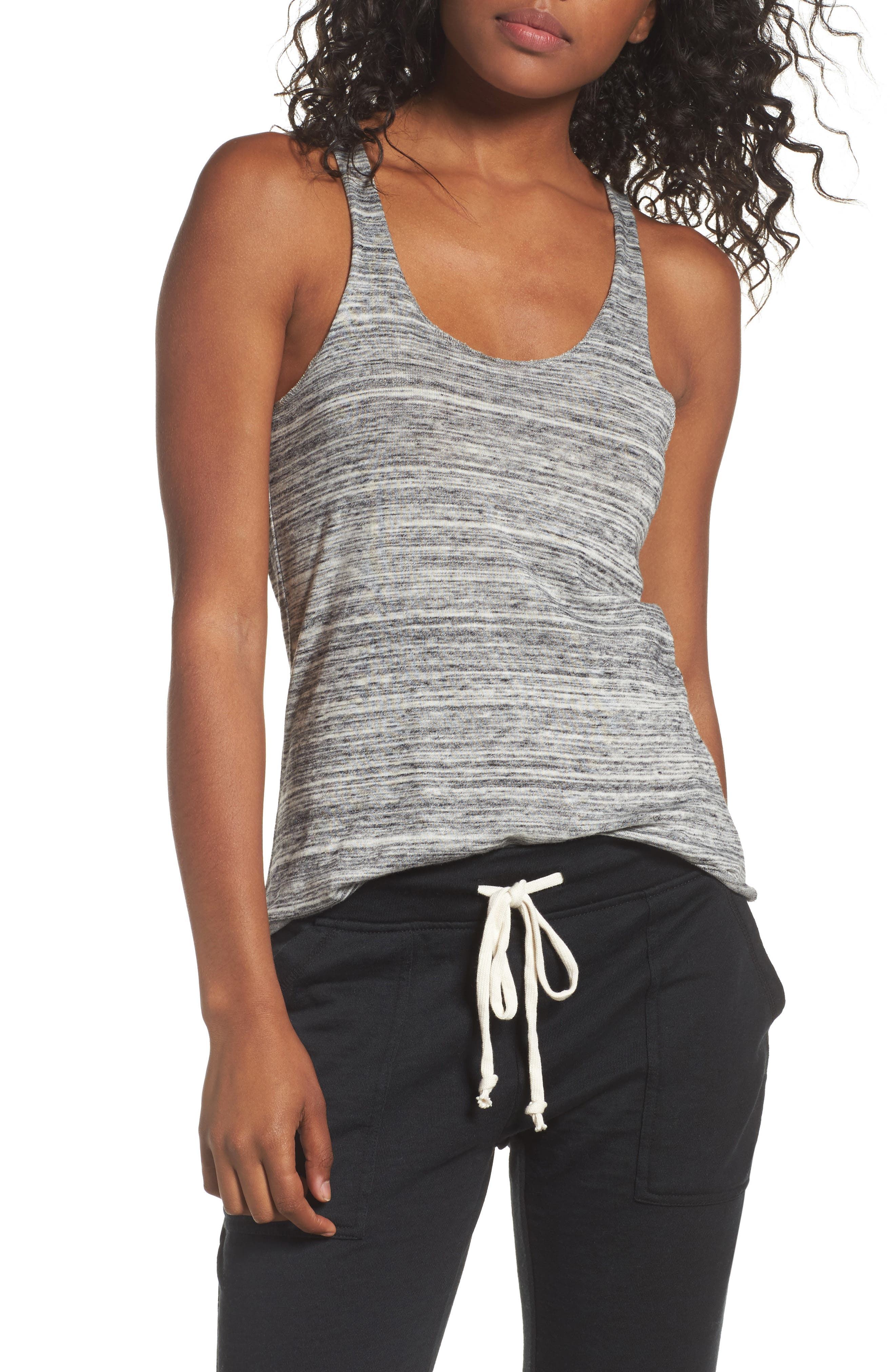 Meegs Racerback Tank,                         Main,                         color,