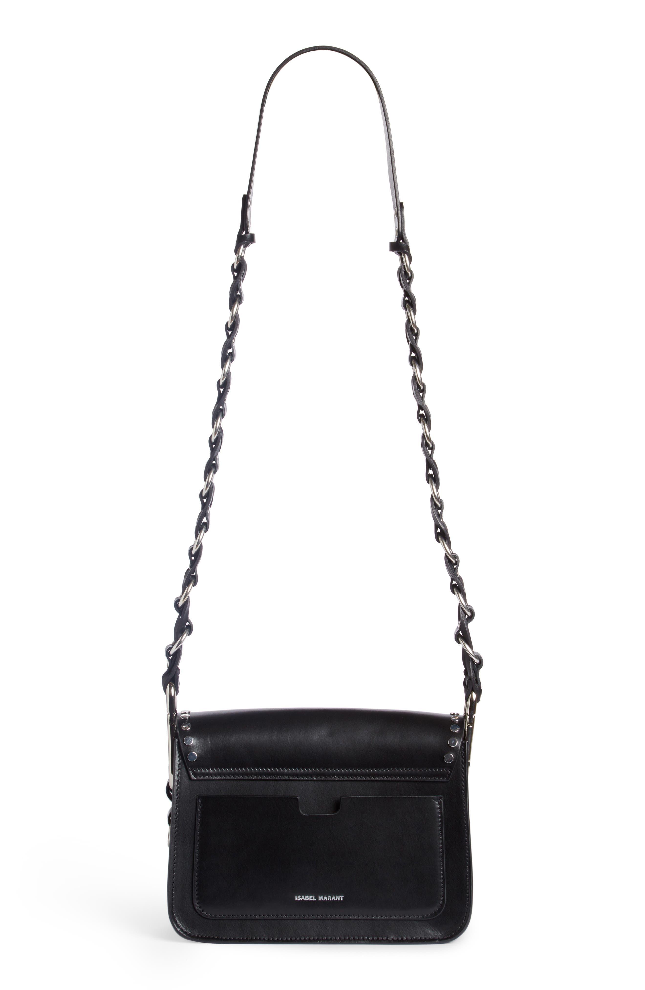 Calibar Studded Crossbody Bag,                             Alternate thumbnail 2, color,                             001