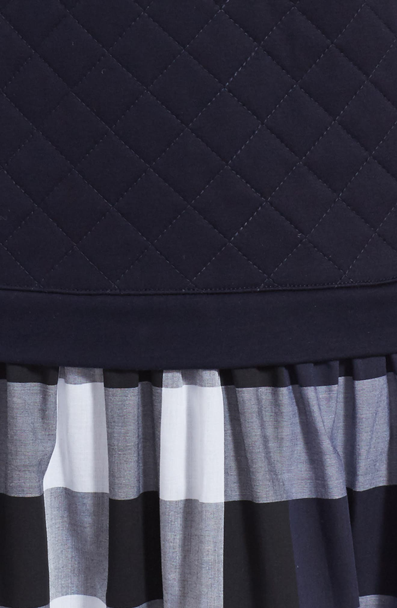 Mini Orlia Drop Waist Dress,                             Alternate thumbnail 3, color,                             410