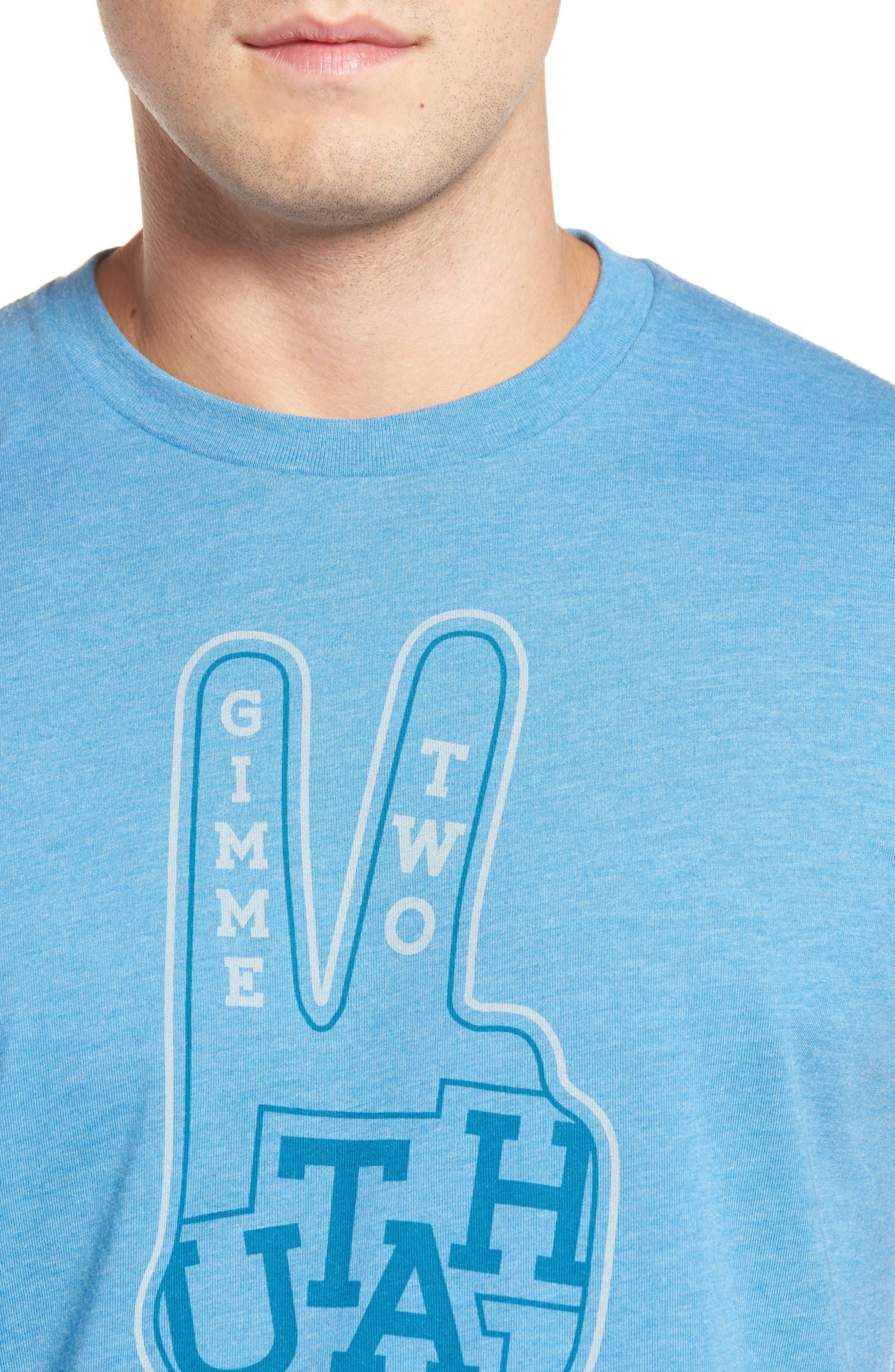 Utah T-Shirt,                             Alternate thumbnail 4, color,                             400