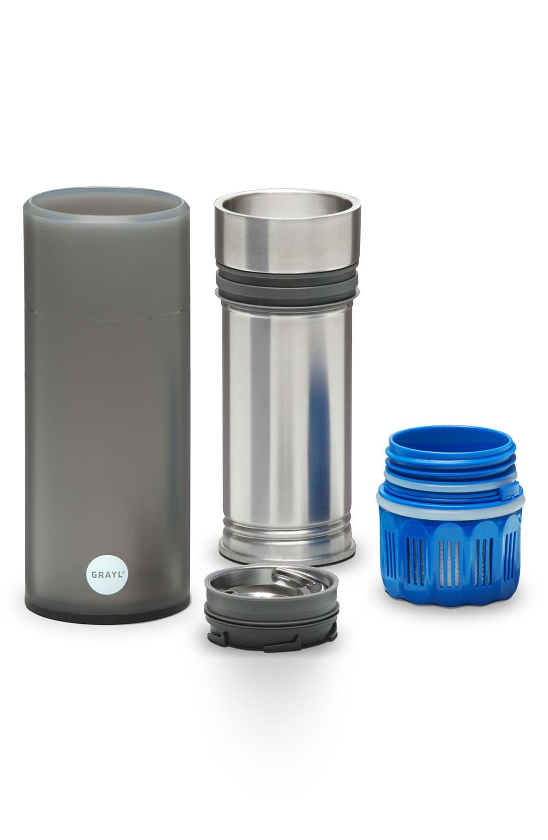 'Quest' Tap Water Filtration Cup, Main, color, 020