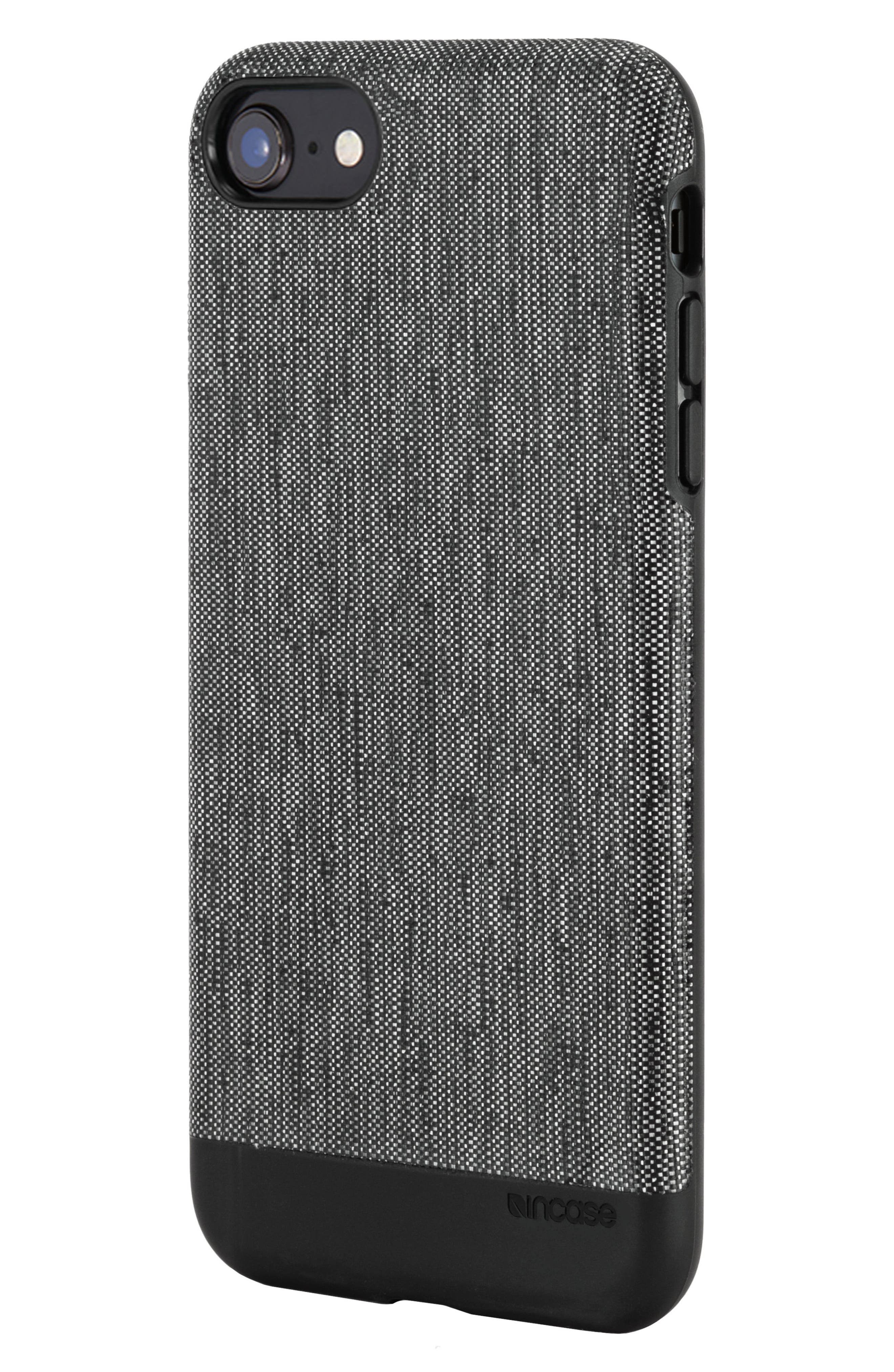 Textured Snap iPhone 7/8 Case,                             Alternate thumbnail 6, color,                             001