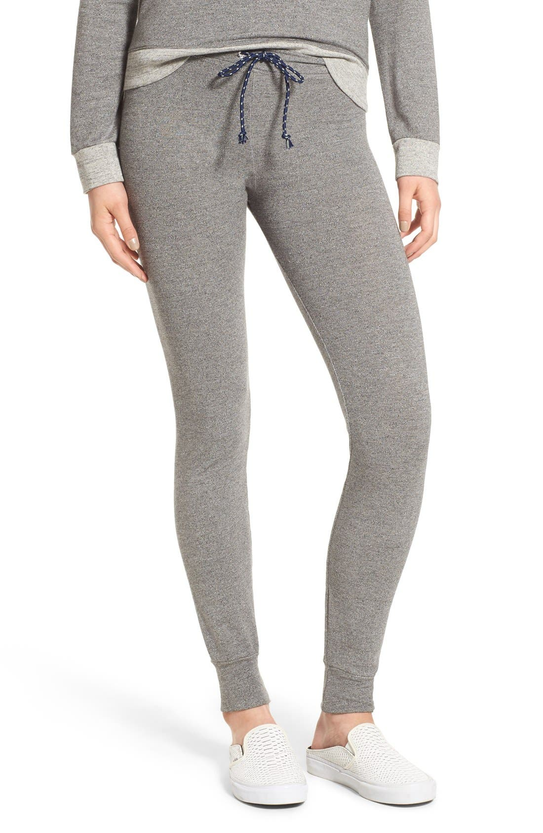 Skinny Sweatpants,                             Main thumbnail 1, color,                             039