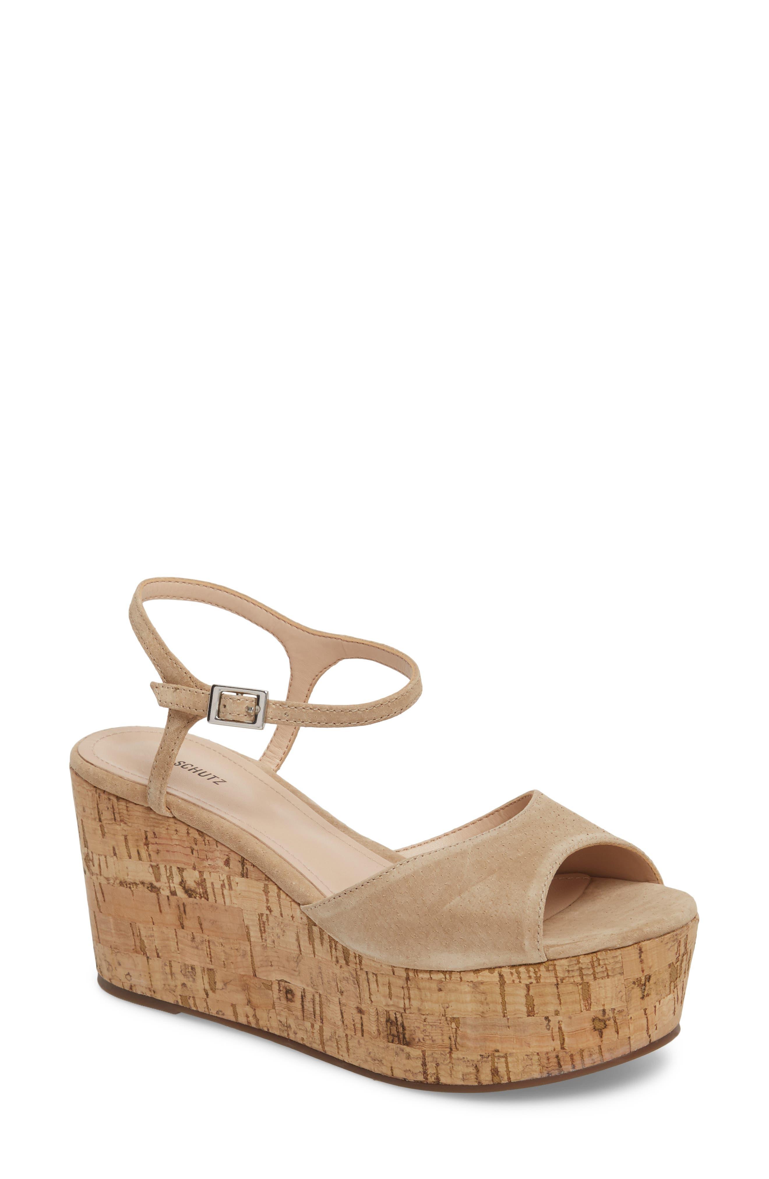 Heloise Platform Wedge Sandal,                             Main thumbnail 1, color,                             250