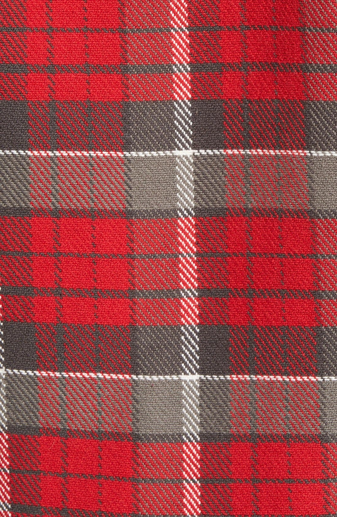 Classic Fit Plaid Flannel Shirt,                             Alternate thumbnail 30, color,