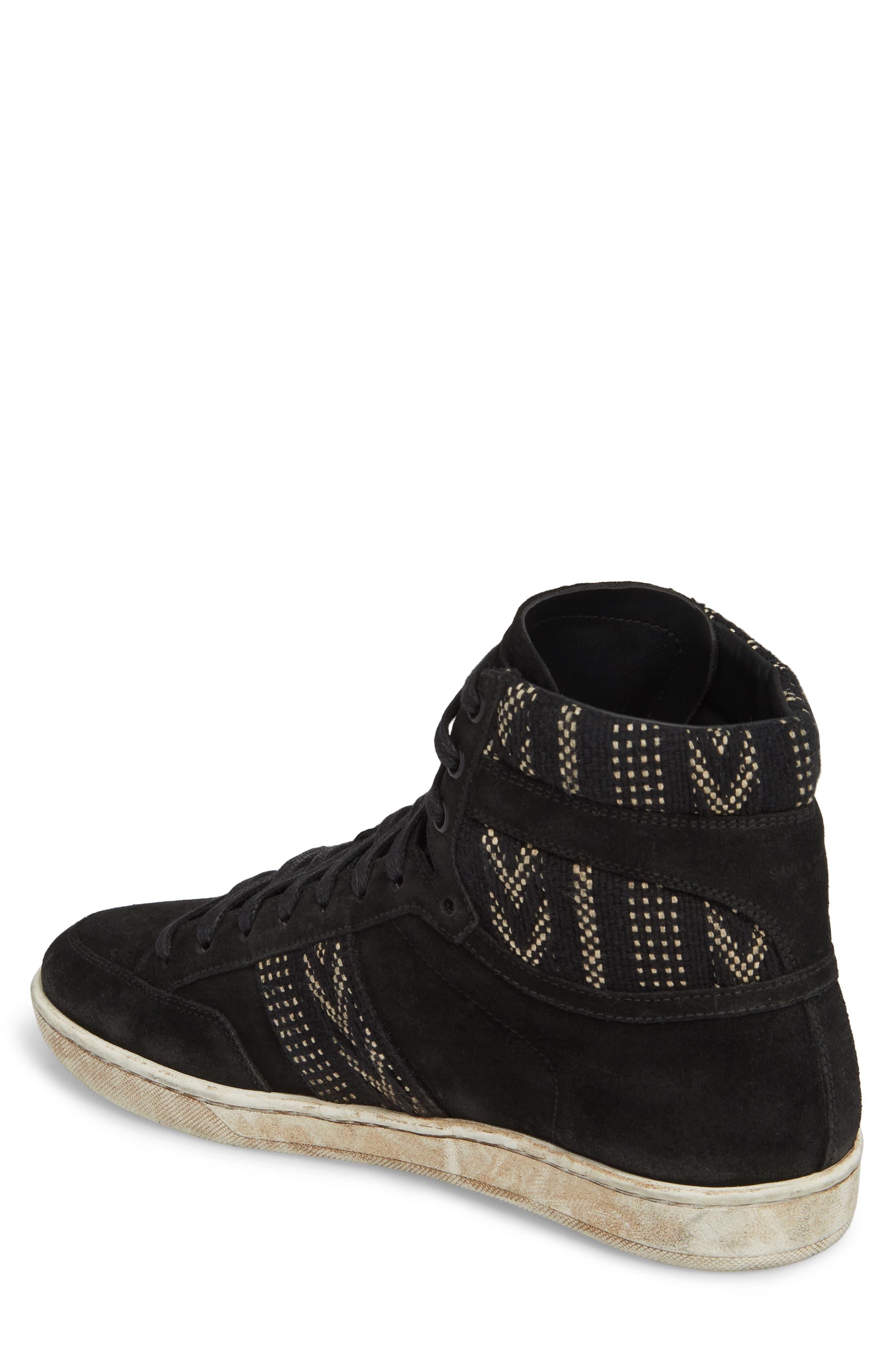 High Top Sneaker,                             Alternate thumbnail 2, color,
