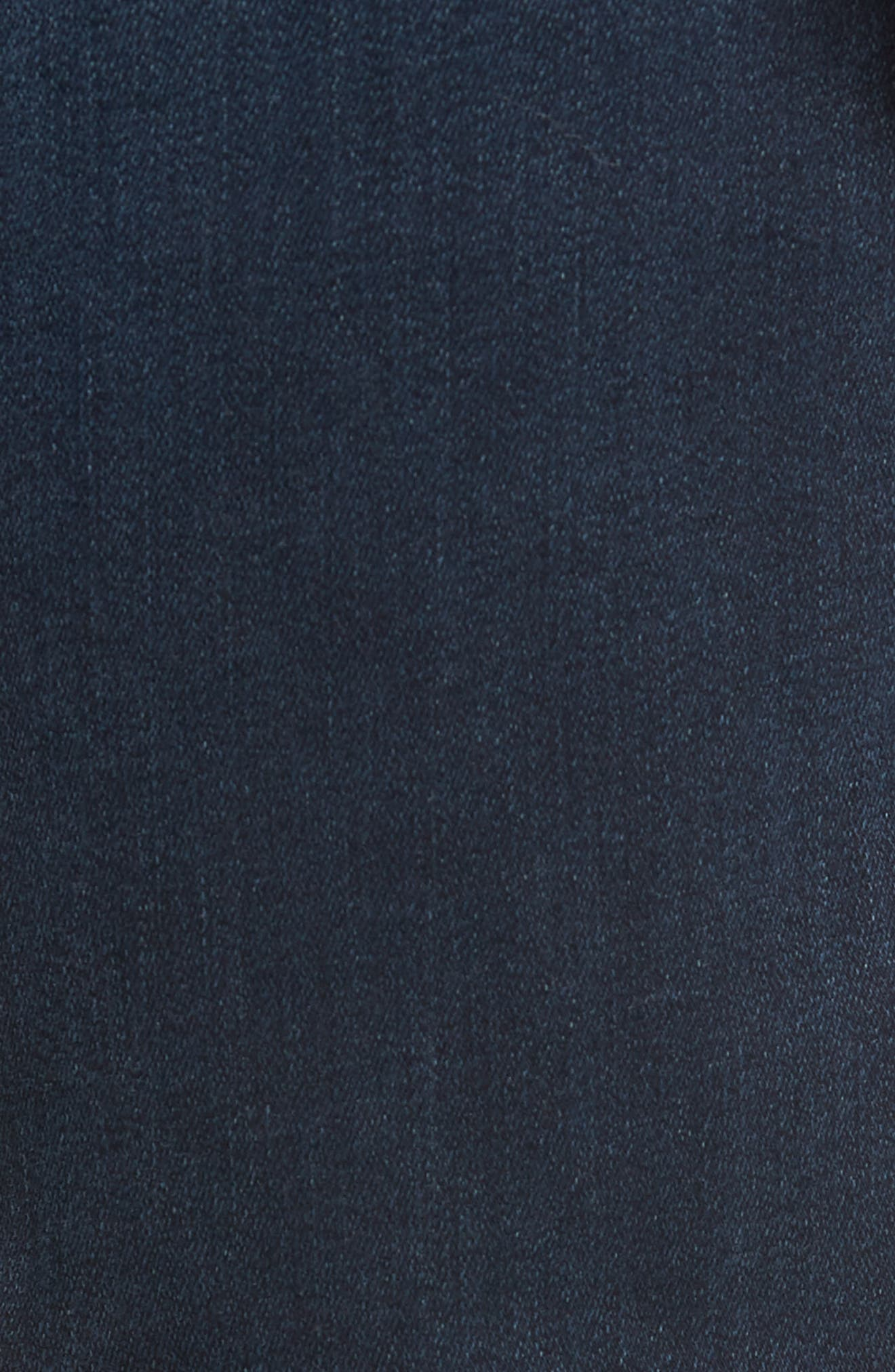 50-11 Relaxed Fit Jeans,                             Alternate thumbnail 5, color,                             MILLI BLUE