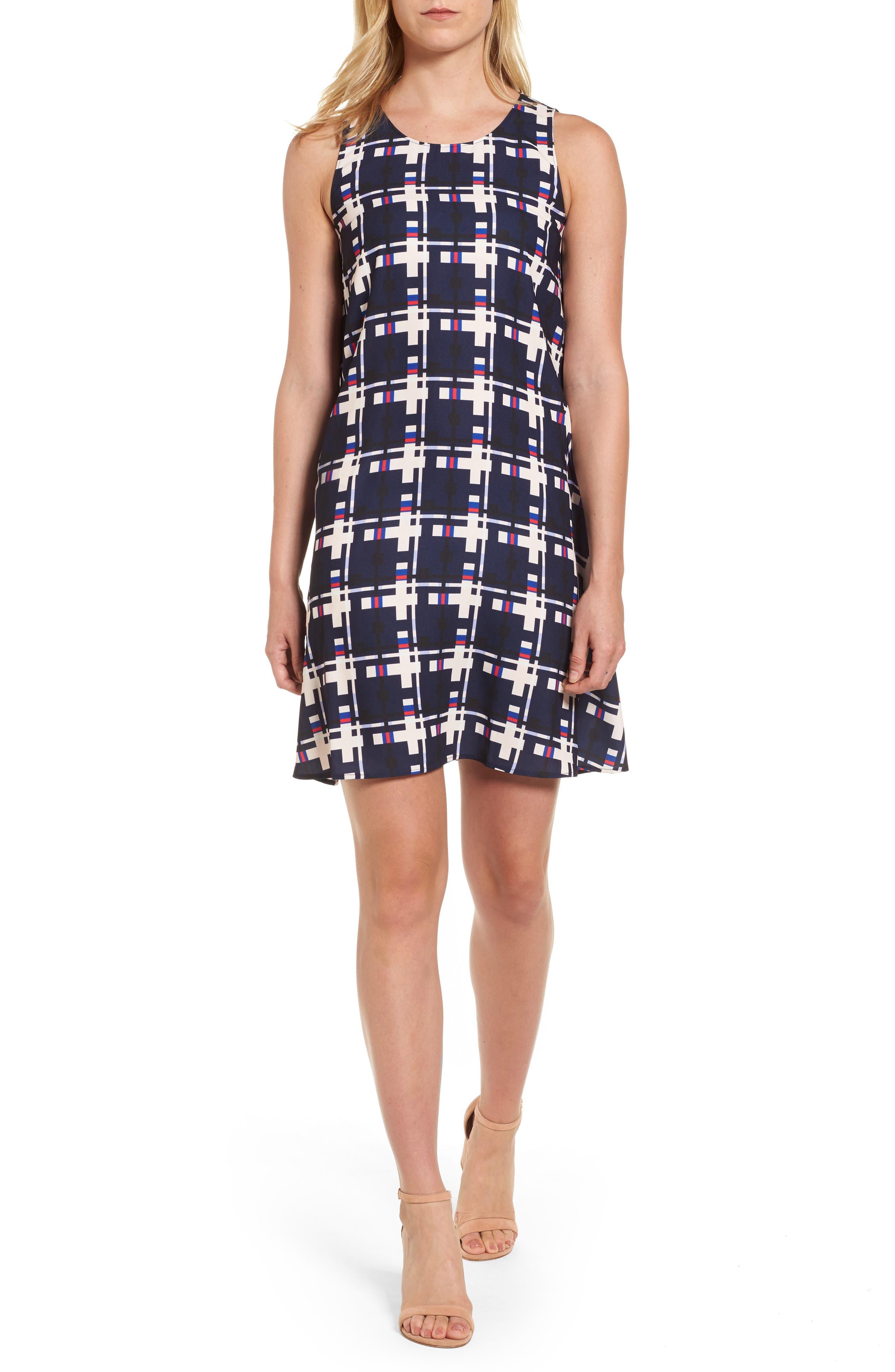 A-Line Dress,                             Main thumbnail 6, color,